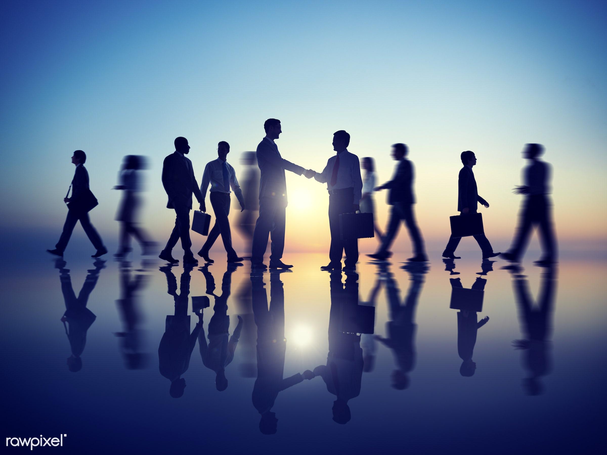 agreement, back lit, building, business, business people, business person, businessman, businesswoman, communication,...