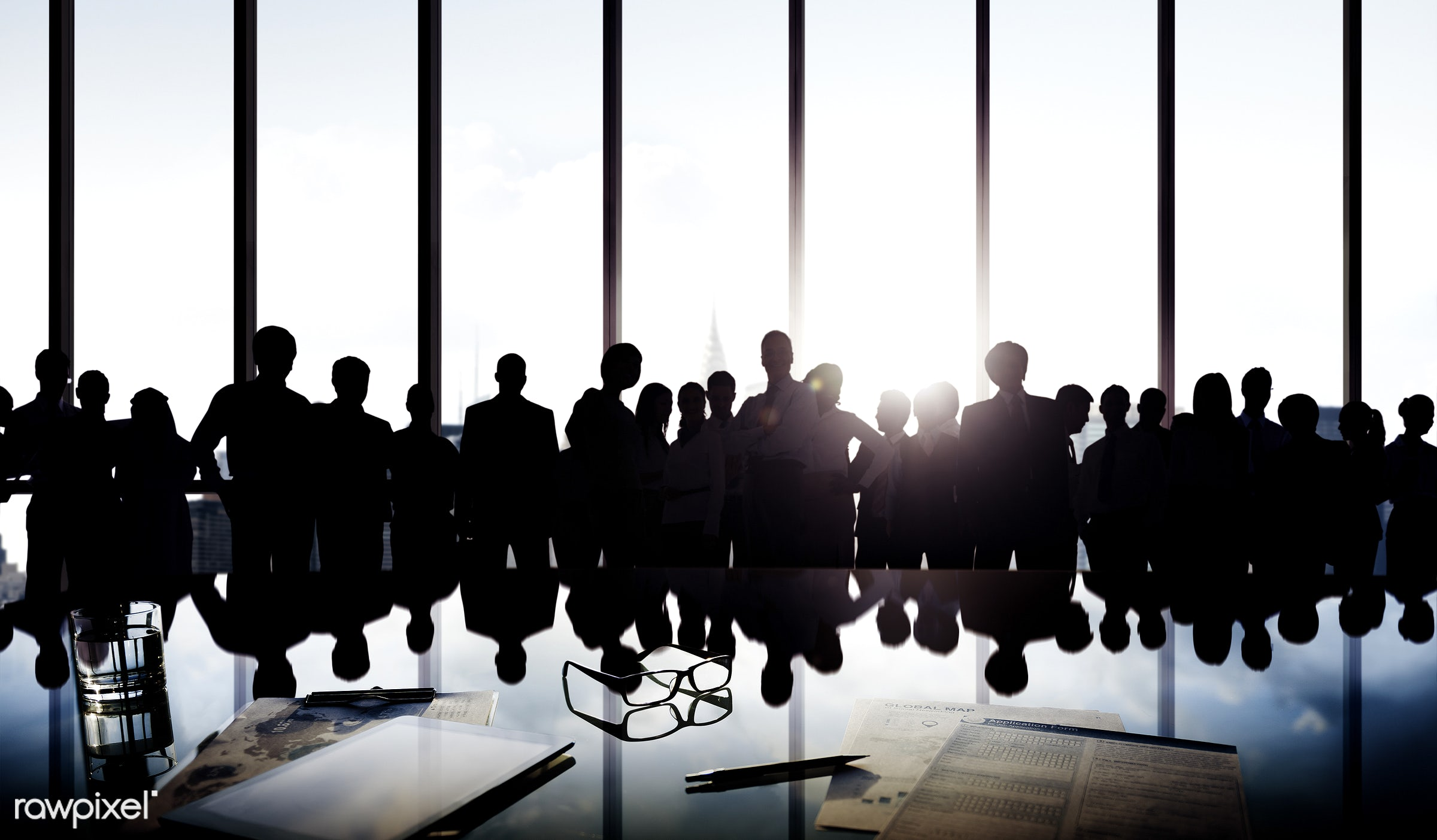 contemporary, arms crossed, board room, building interior, business, business men, business people, business women,...