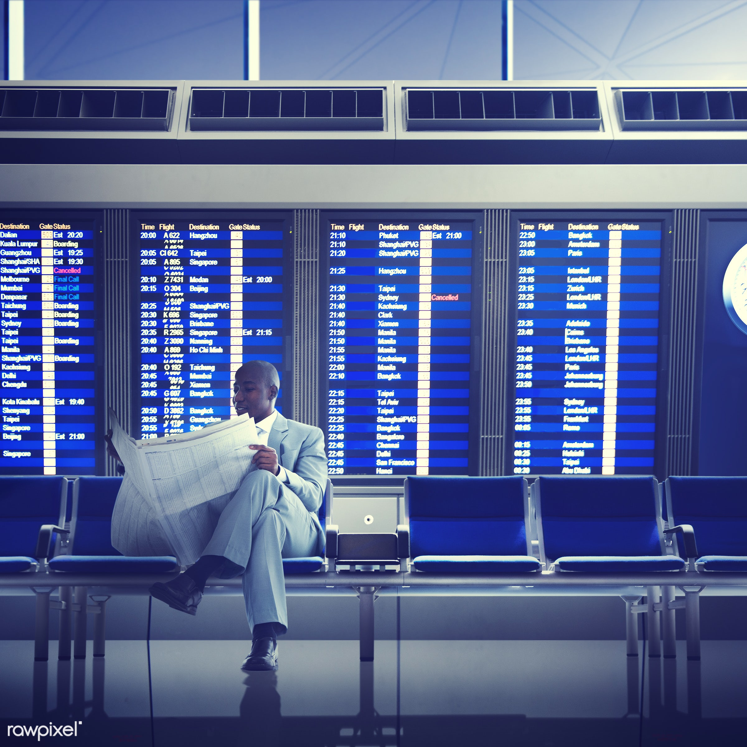 african descent, airline, airplane, airport, boarding, business person, business travel, businessman, departure, flight,...