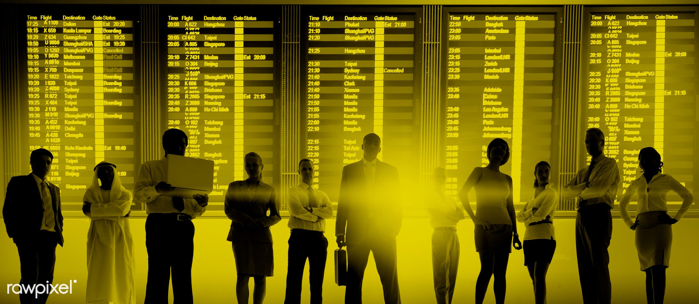 airline, airport, arrival, billboard, board, boarding, business, business people, business travel, businessmen,...