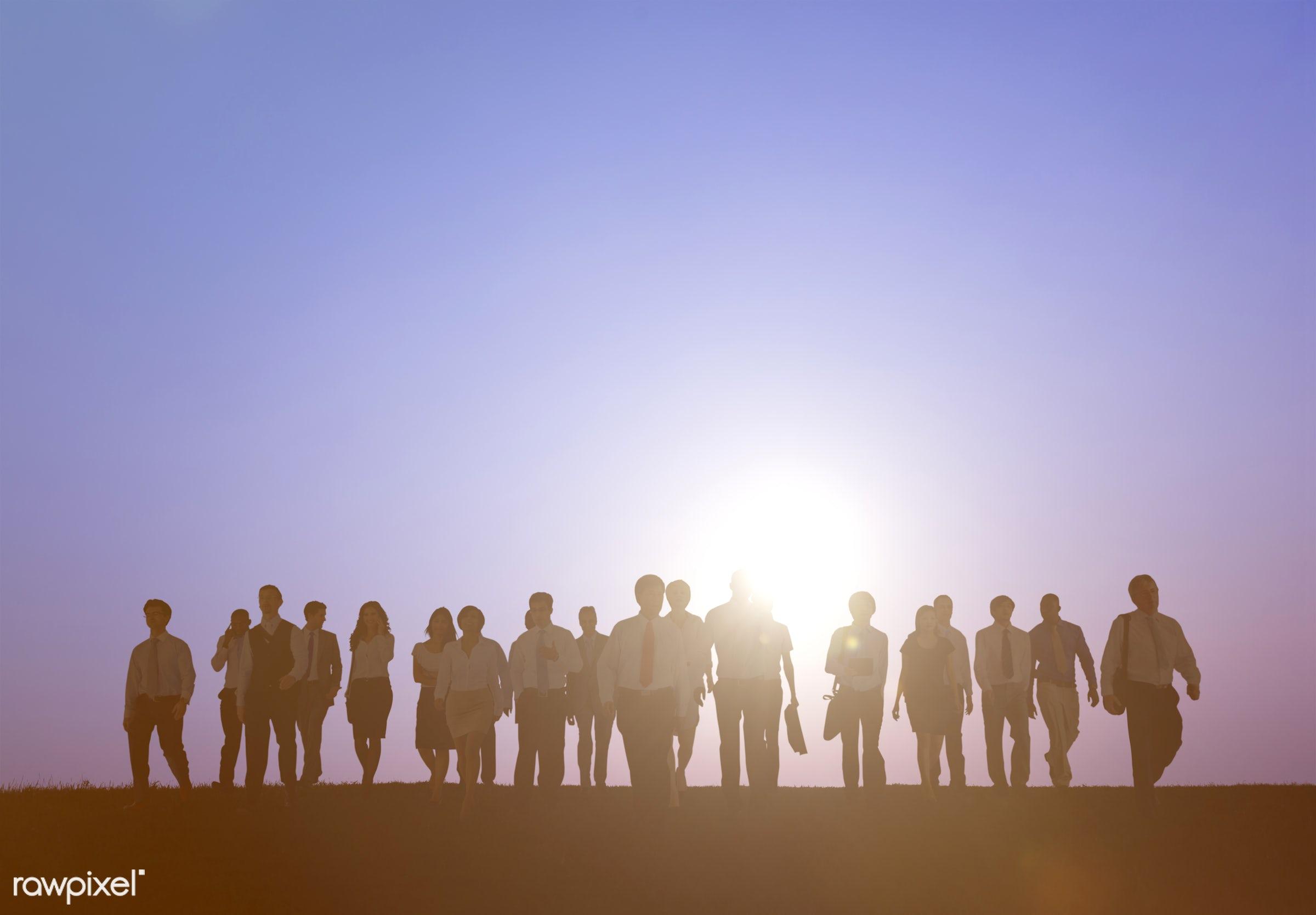back lit, business people, businessmen, businesswomen, colleagues, connection, corporate, coworker, discussion, diverse,...