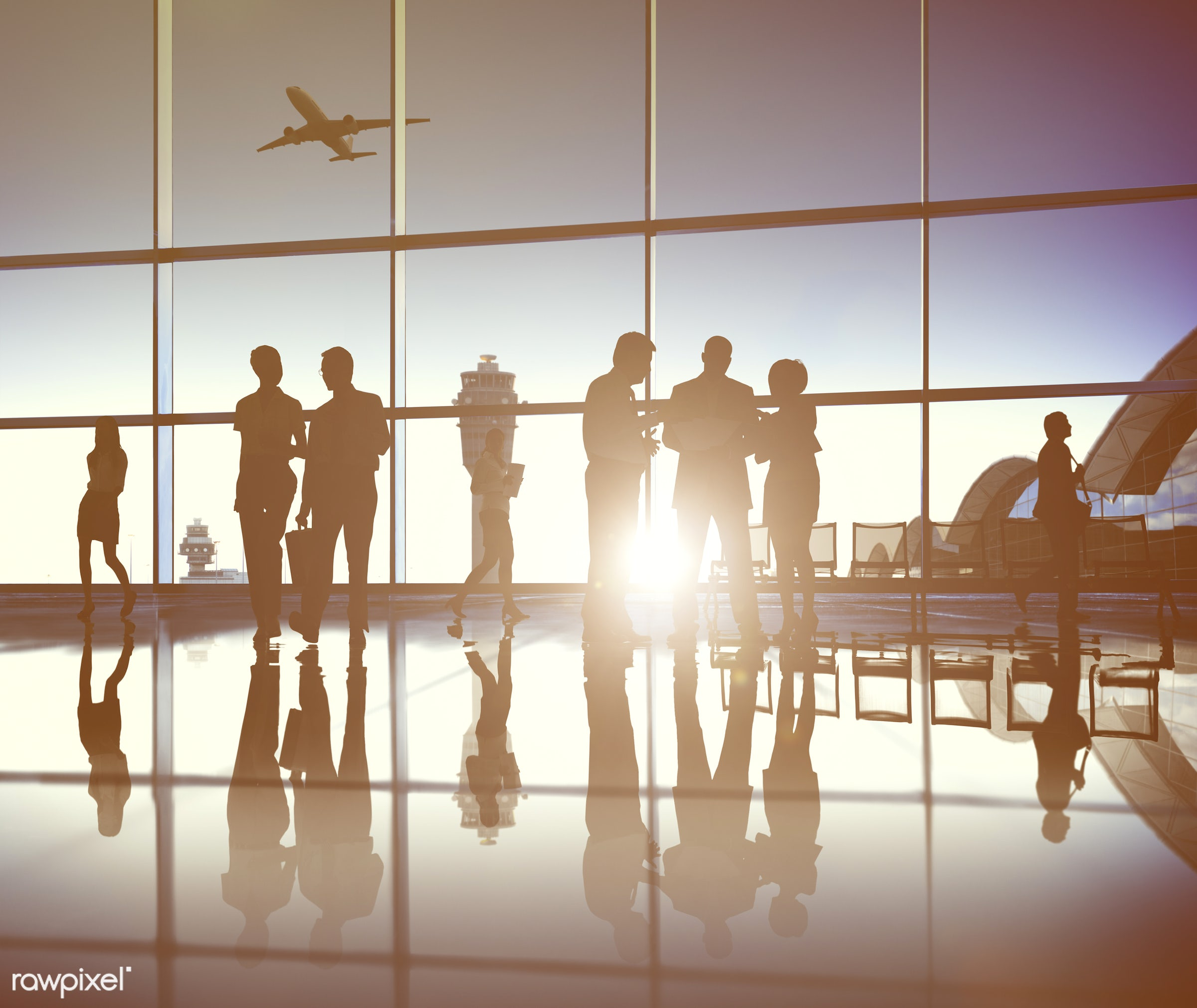 african descent, air transportation, airplane, airport, asian ethnicity, board room, brainstorming, building, business,...