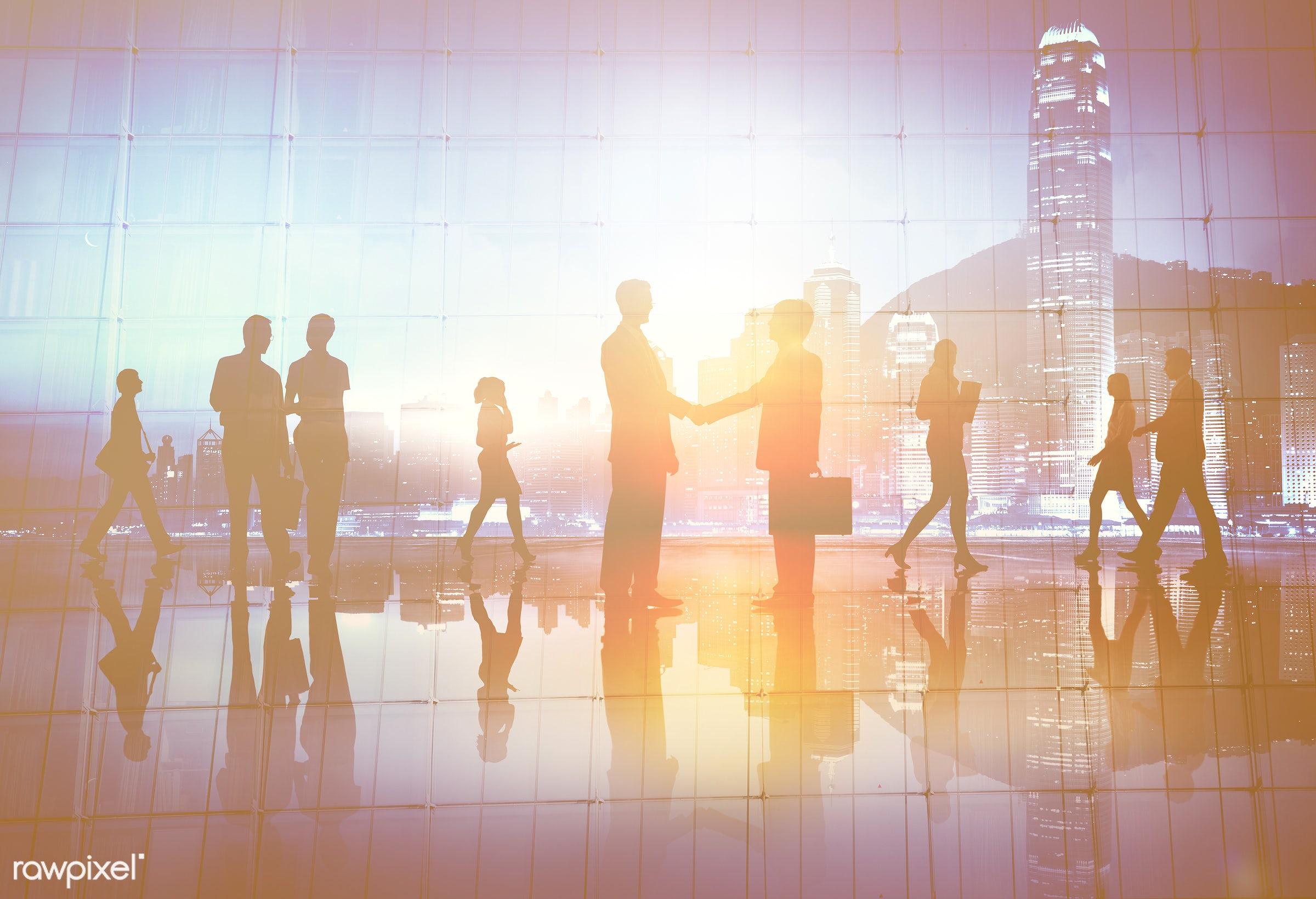 advice, agreement, back lit, board room, brainstorming, buildings, business, business people, businessmen, businesswomen,...