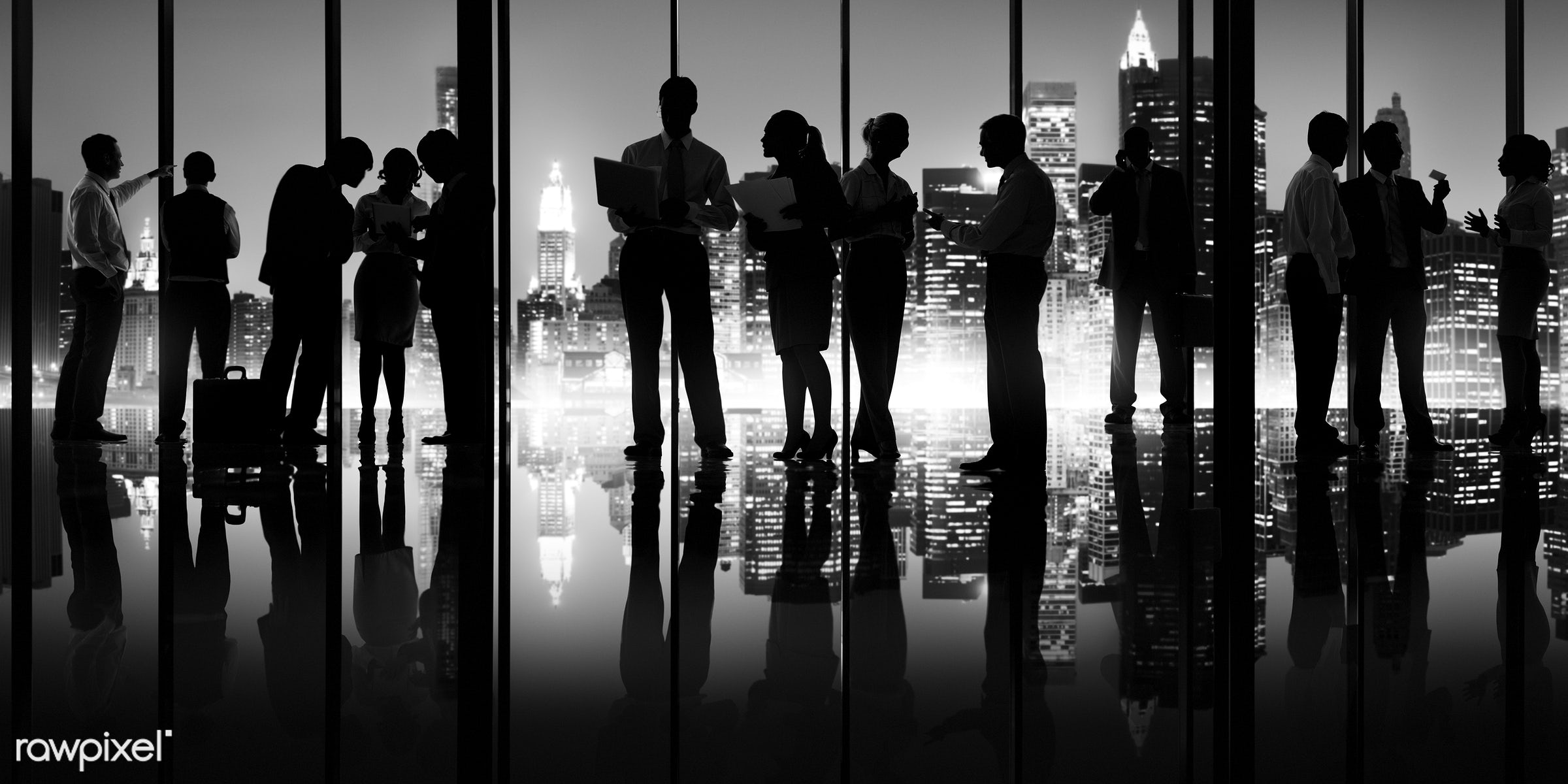 back lit, boardroom, brainstorming, building, business, business people, businessmen, businesswomen, city, cityscape,...