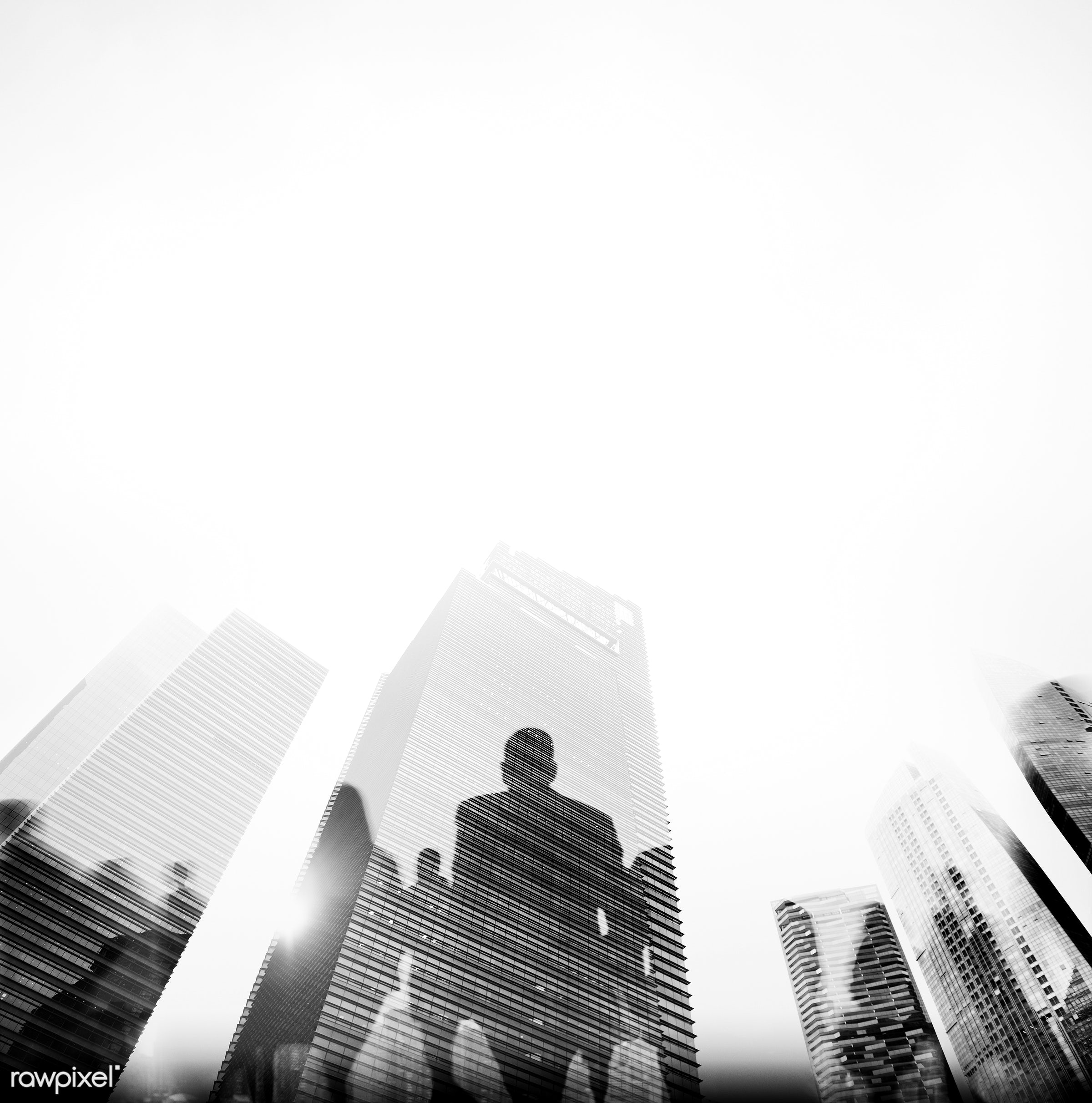 abstract, blurred motion, building, building exterior, buildings, business, business district, business people, businessmen...