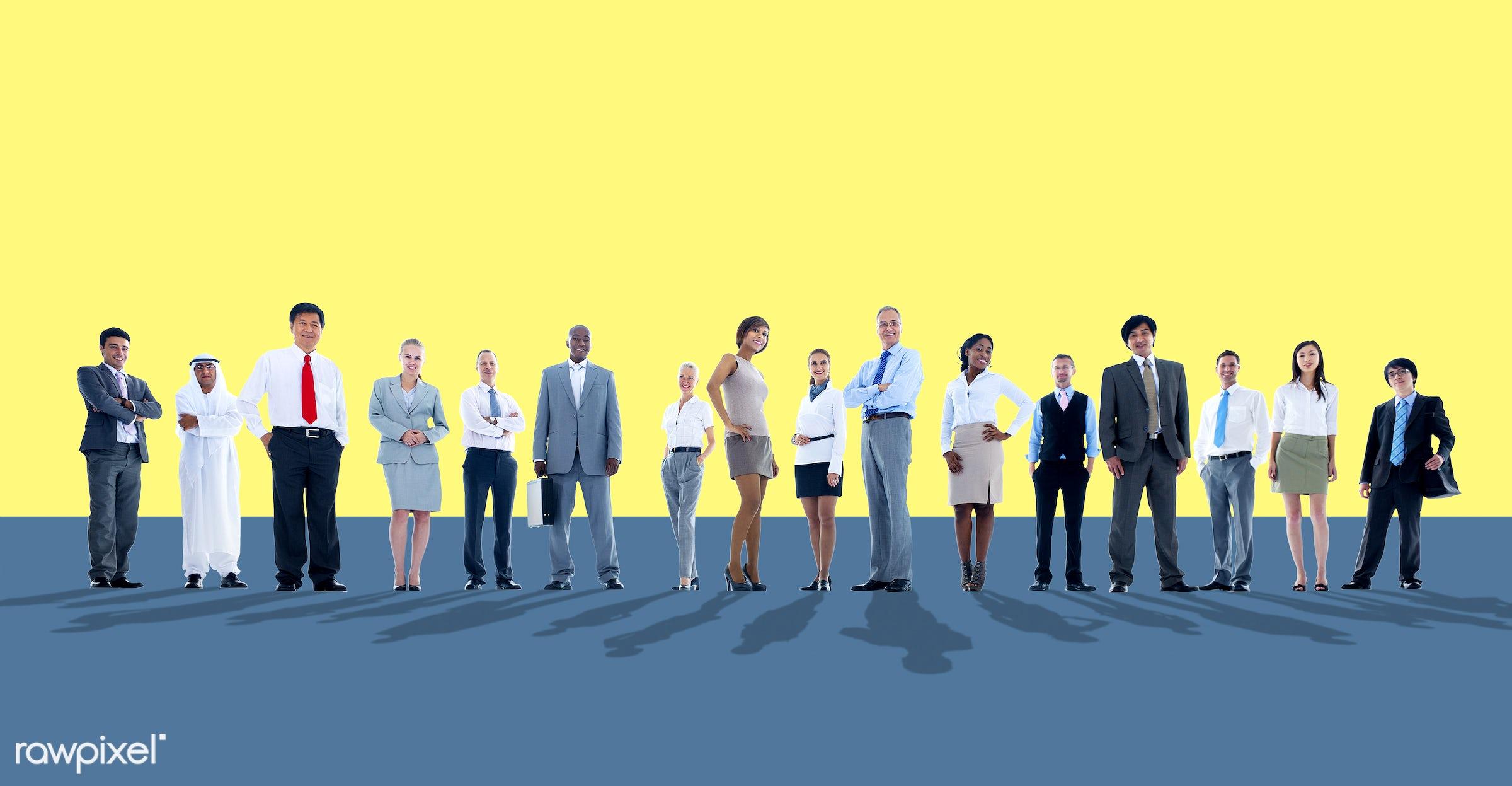 backdrop, background, blue, business, business people, businessmen, businesswomen, corporate, diverse, diversity, ethnic,...