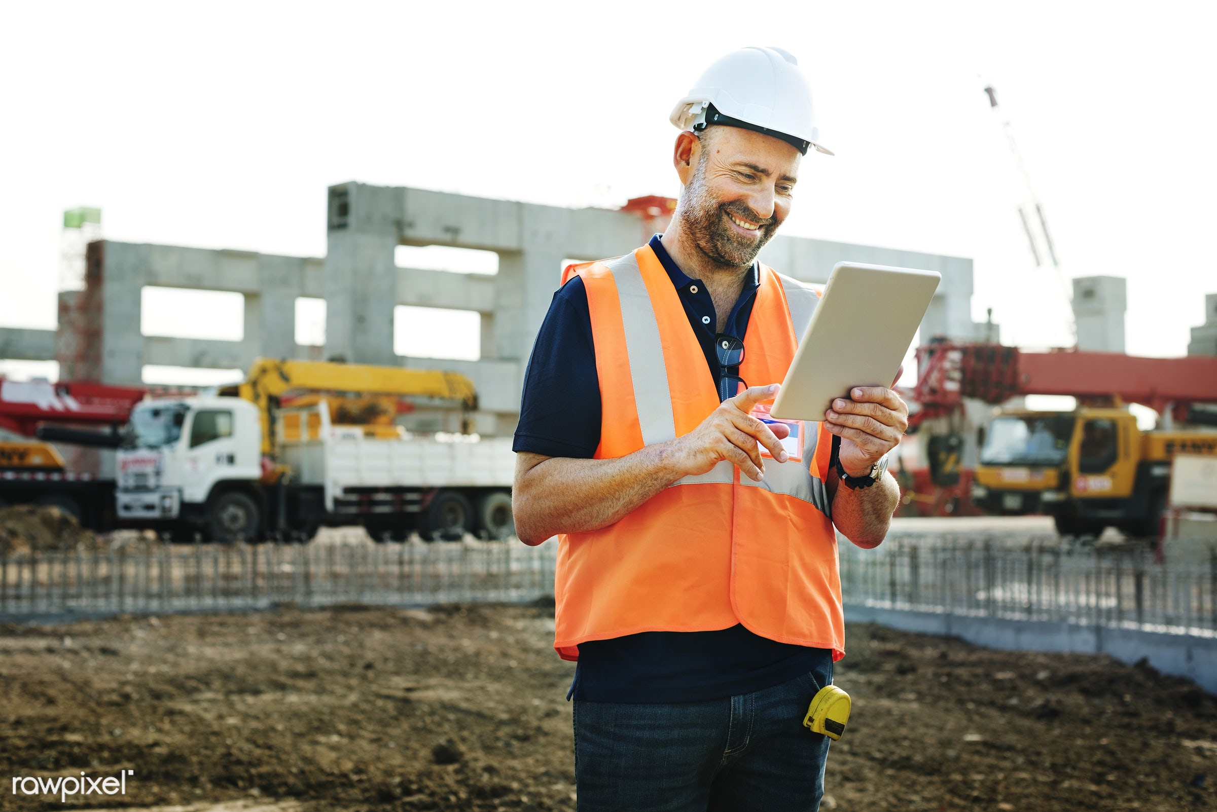 engineer, building, built, career, clipboard, construction, construction site, control, device, digital, engineering,...