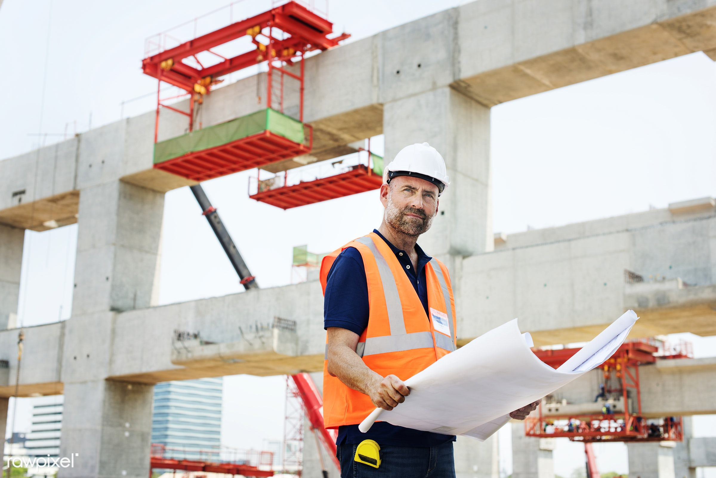 engineer, architecture, blueprint, building, built, career, check, construction, construction site, control, engineering,...