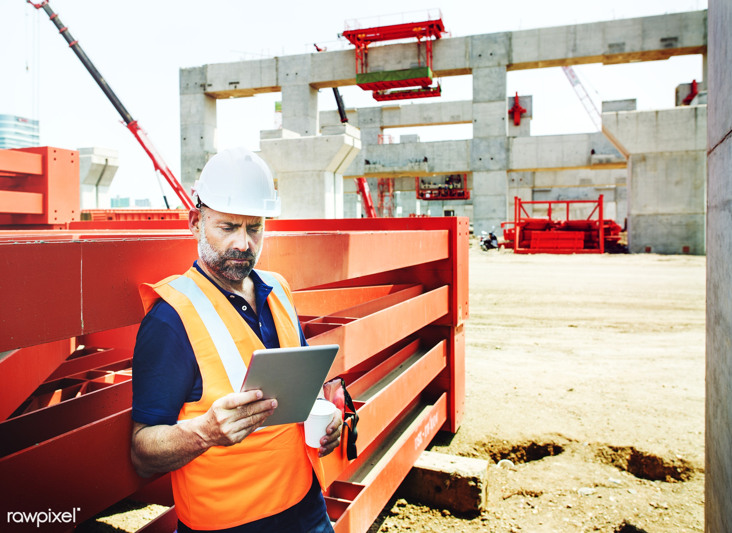 building, built, career, clipboard, construction, construction site, control, device, digital, engineer, engineering,...