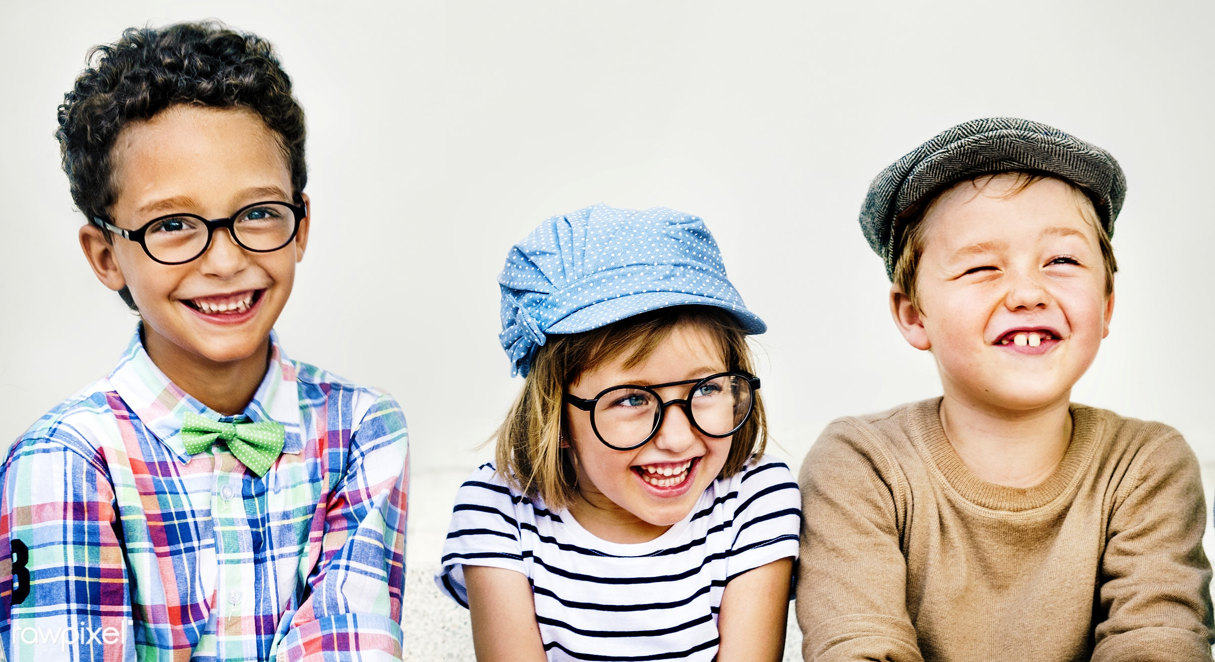 Happy kids in the park - hipster, activities, adorable, asian ethnicity, bonding, boys, casual, cheerful, child, childhood,...