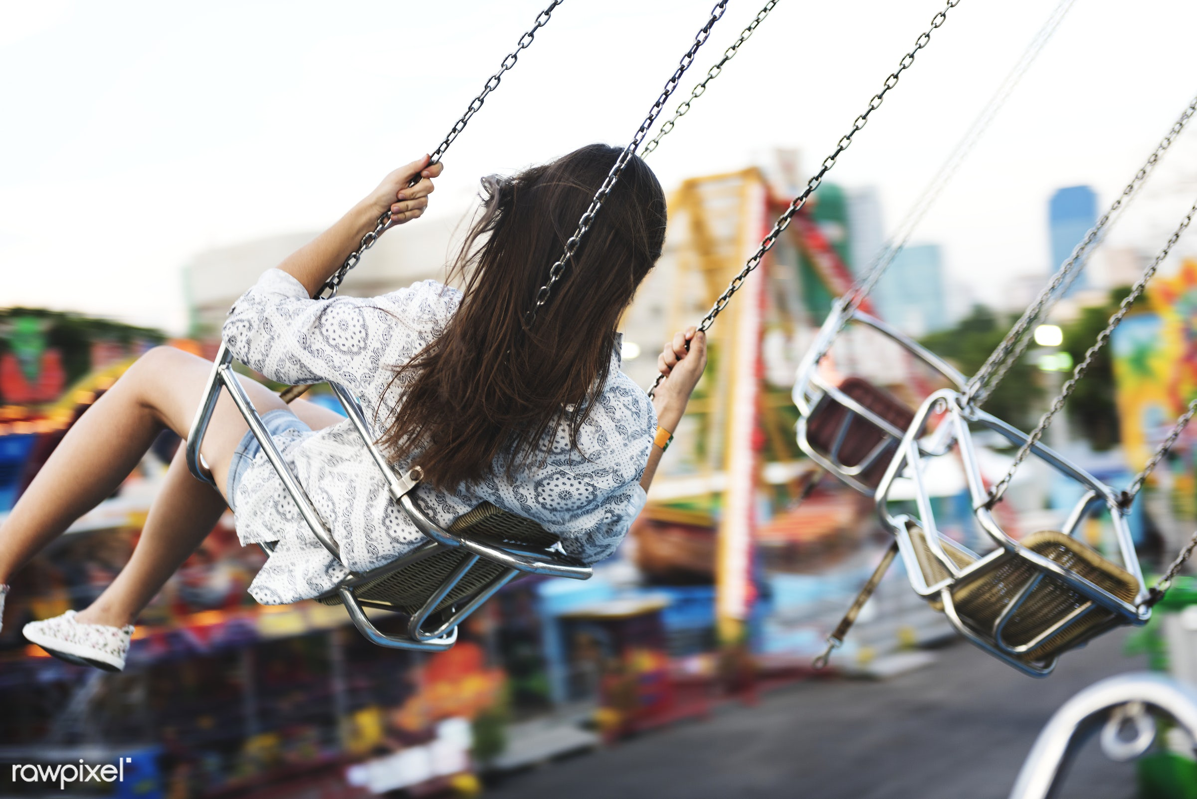 amusement park, enjoyment, expression, feeling, friends, friendship, fun, fun park, group, happiness, man, people, riding,...
