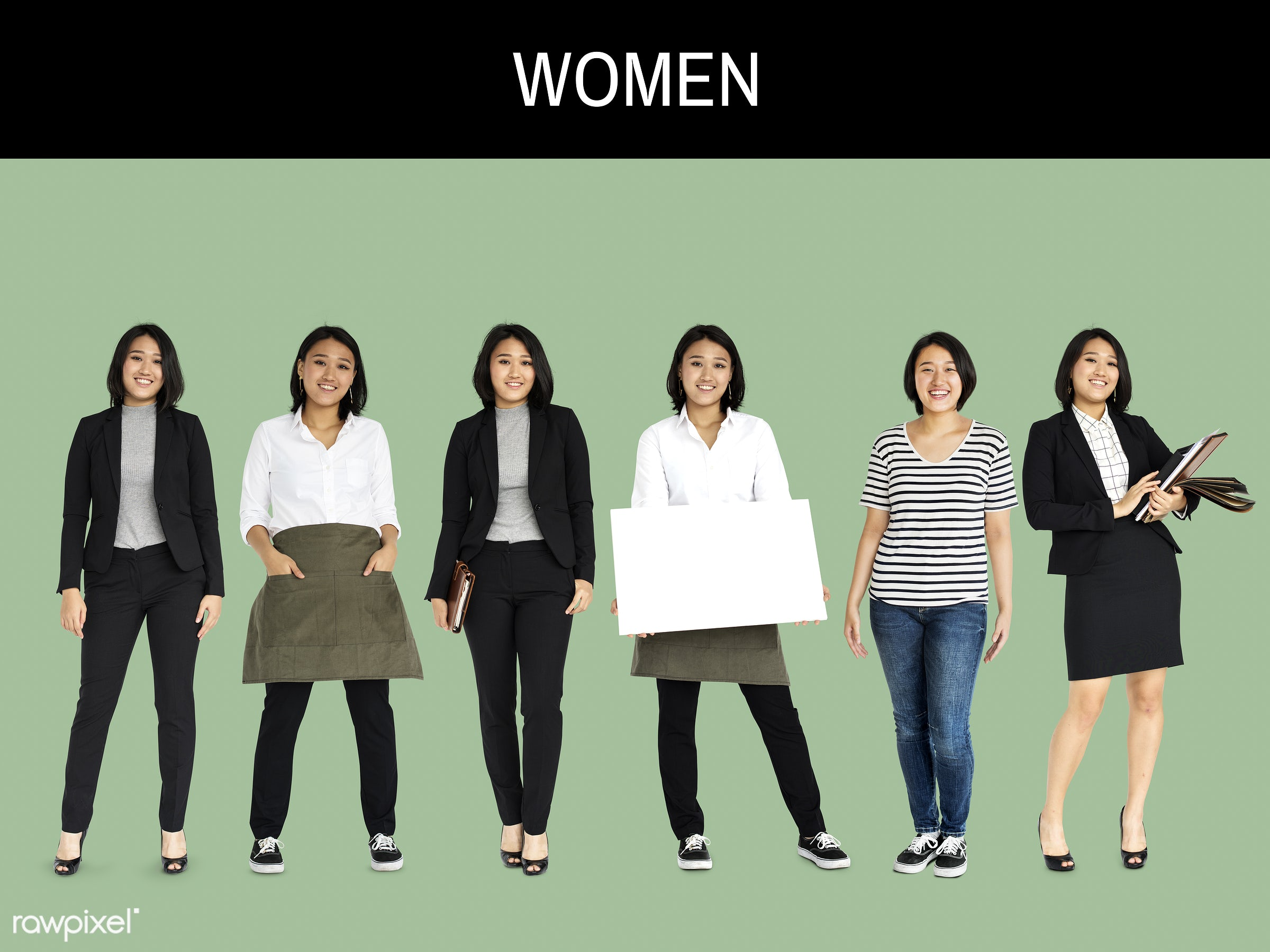 studio, fashion, person, merchandise, diverse, set, collection, people, pretty, race, together, attraction, asian, life,...