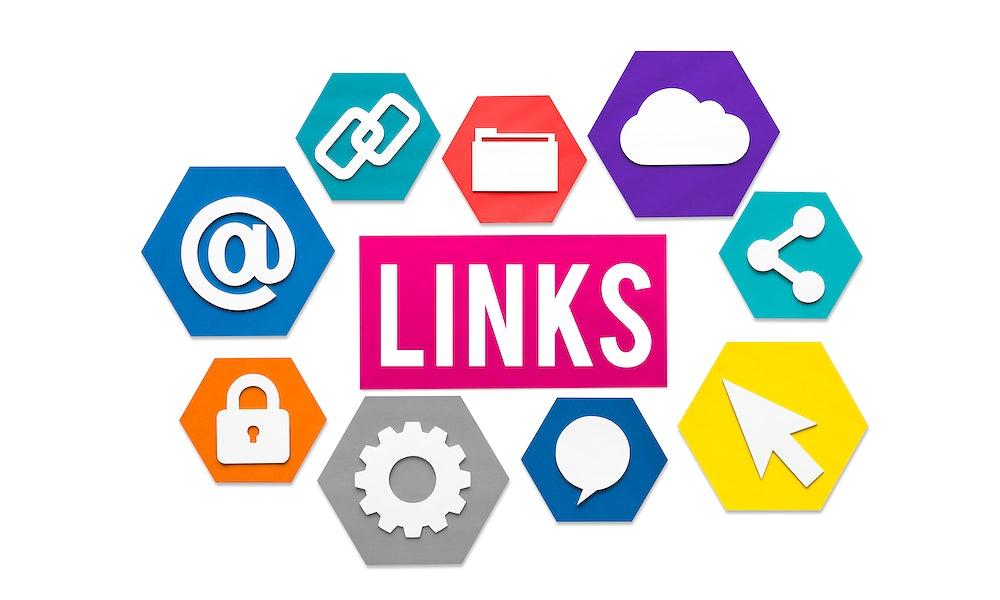 backlinks icons