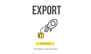 Export Logistic Cargo Frieght Manufacturing Concept