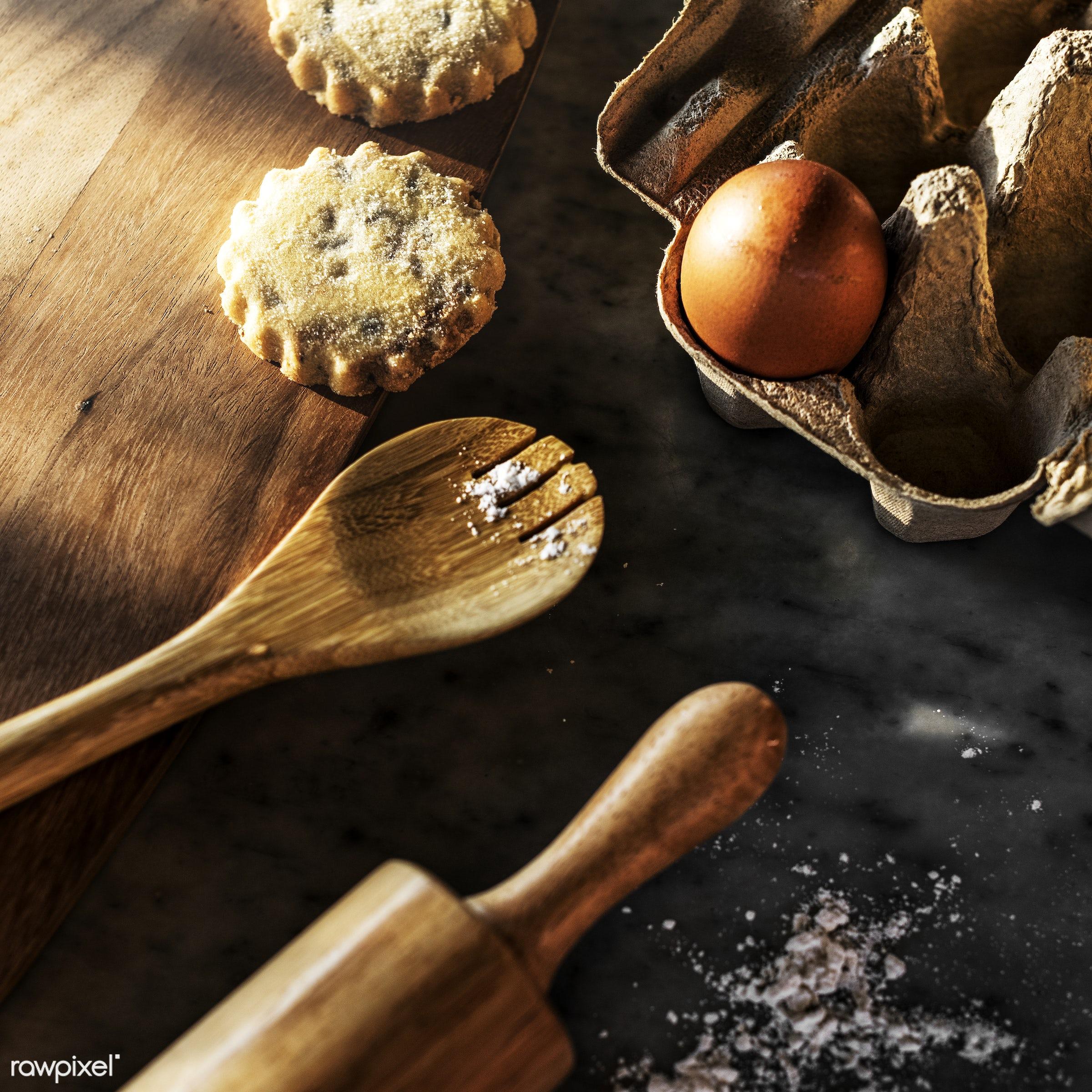 bake, baker, bakery, baking, biscuit, cookies, cooking, dessert, egg, equipment, flour, food, gourmet, homemade, indoor,...