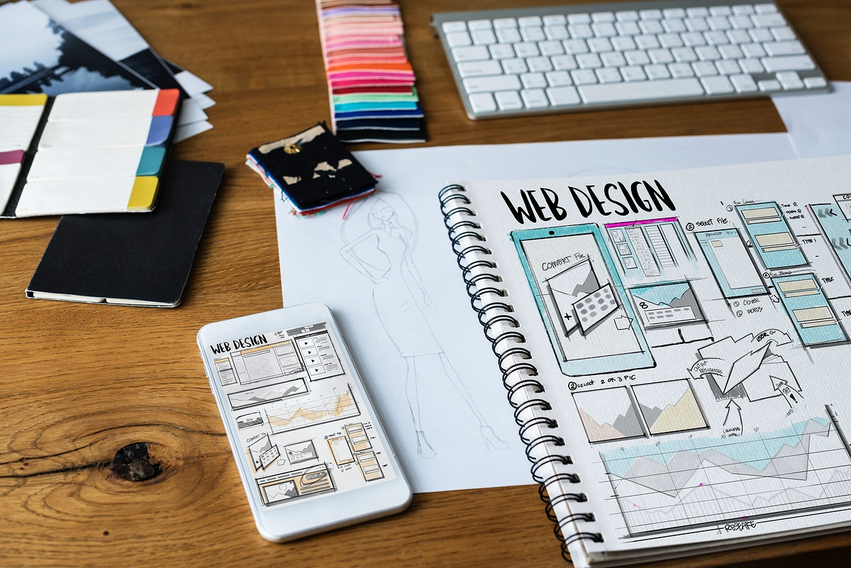 Tools and materials used for fashion designing