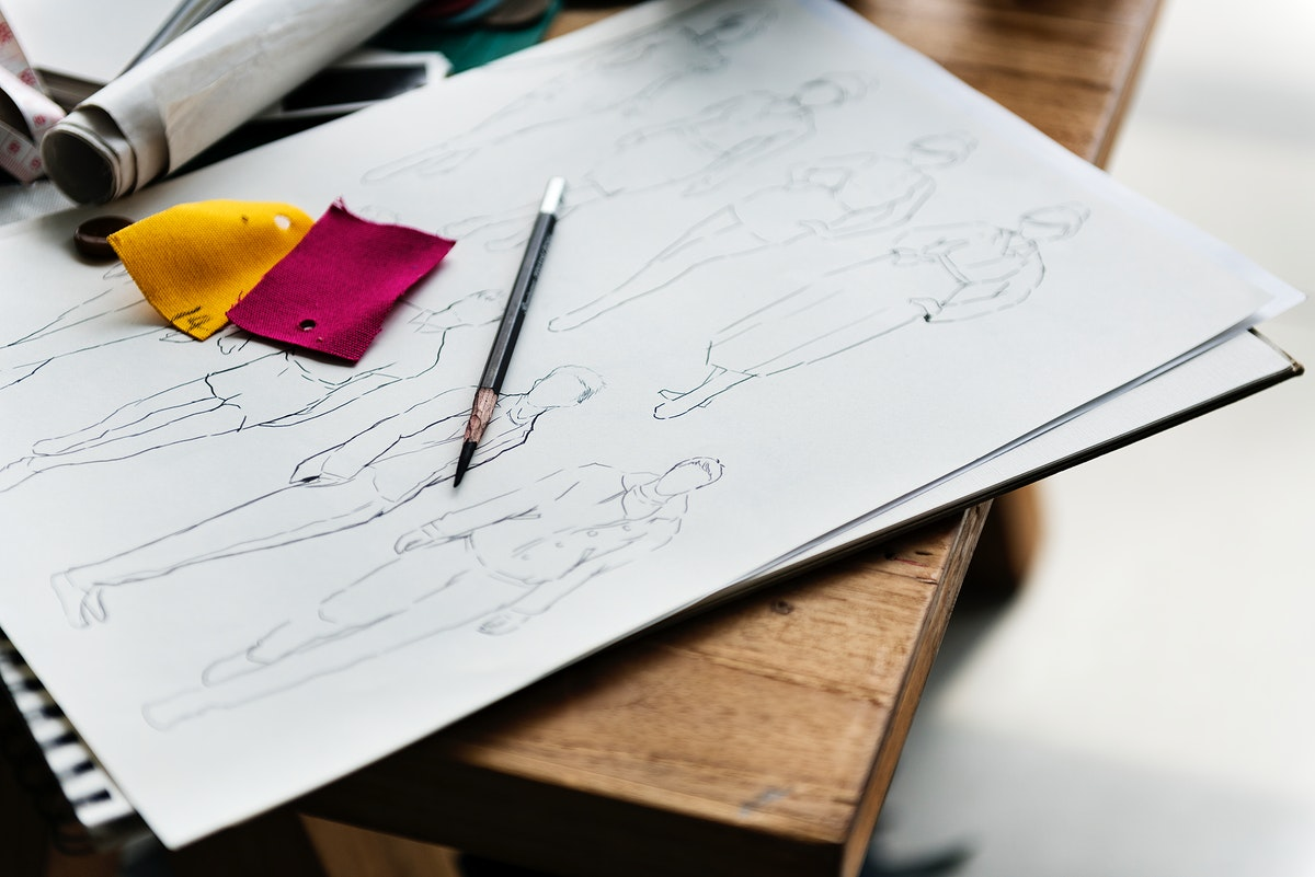 Tools used for drawing