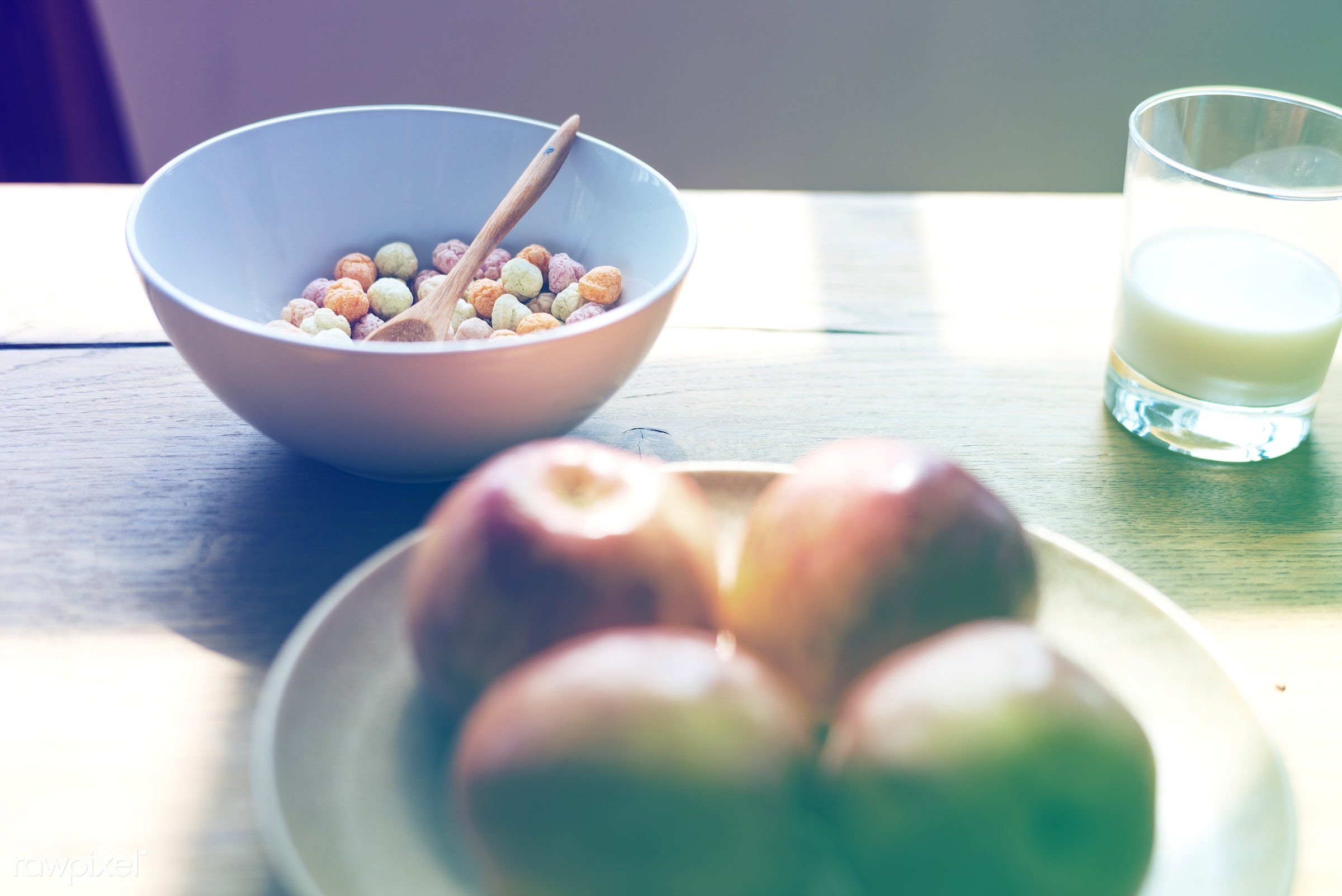 apples, bowl, breakfast, cereal, delicious, diet, dietary, dietetic, dining, edible, filter, food, fresh, fruit, glass,...