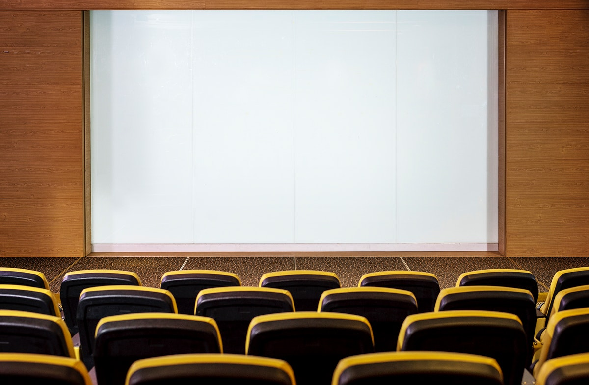 Conference Meeting Seat Stage Audience