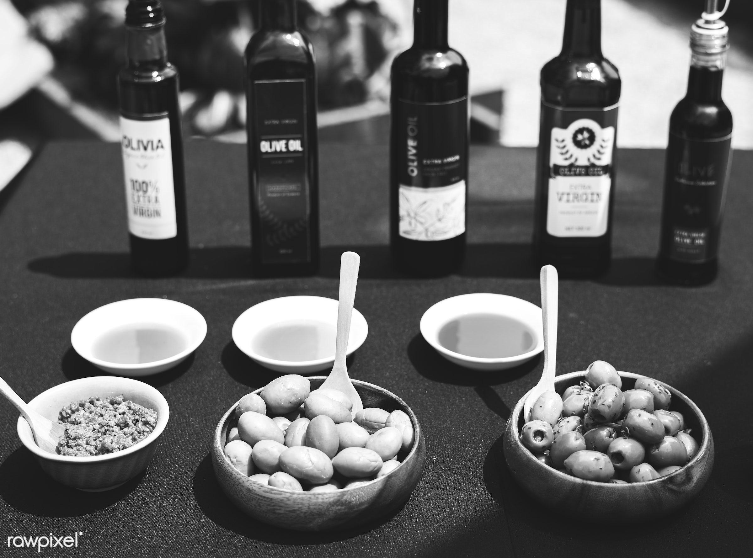 shop, nobody, stall, cuisine, goods, spoon, show, homemade, taste, olive, preserve, oil, fresh, lifestyle, virgin, various,...