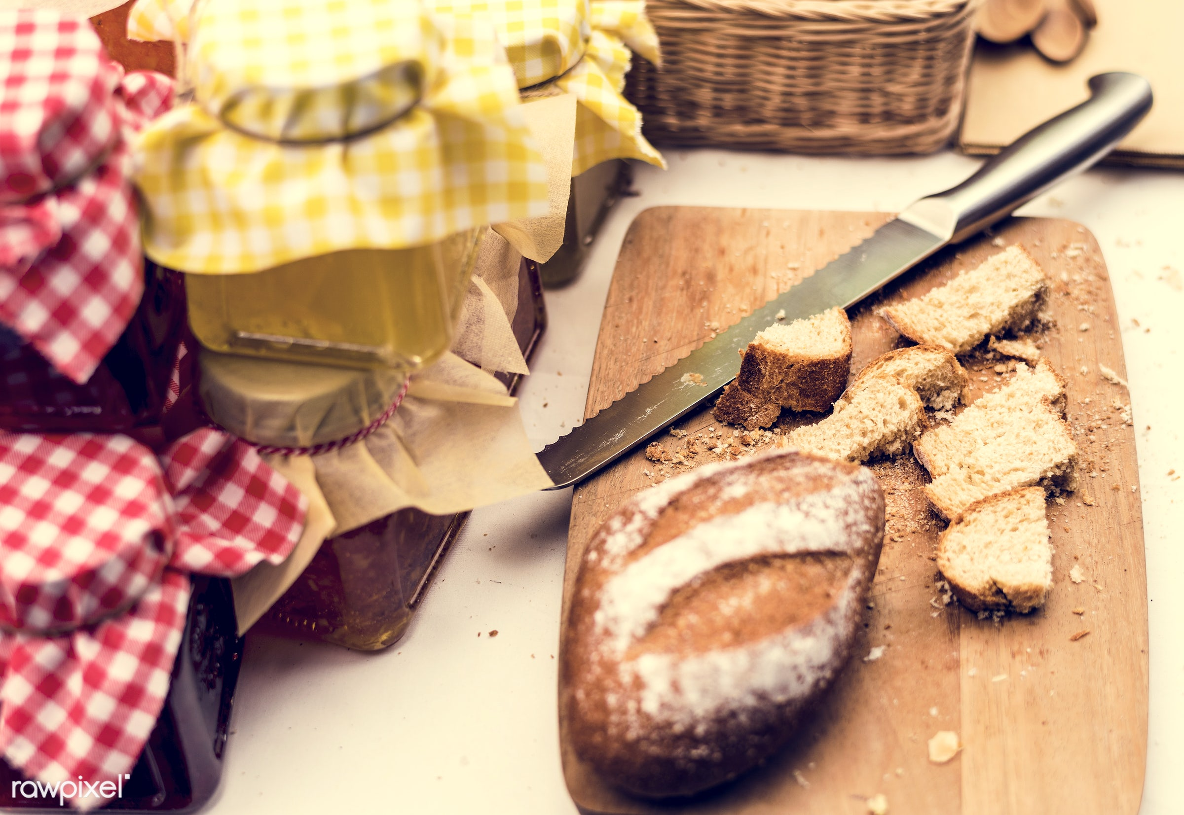 shop, cuisine, small business, variation, patissier, homemade, cute, baked, bread house, bakery, dough, jar, bread, bread...