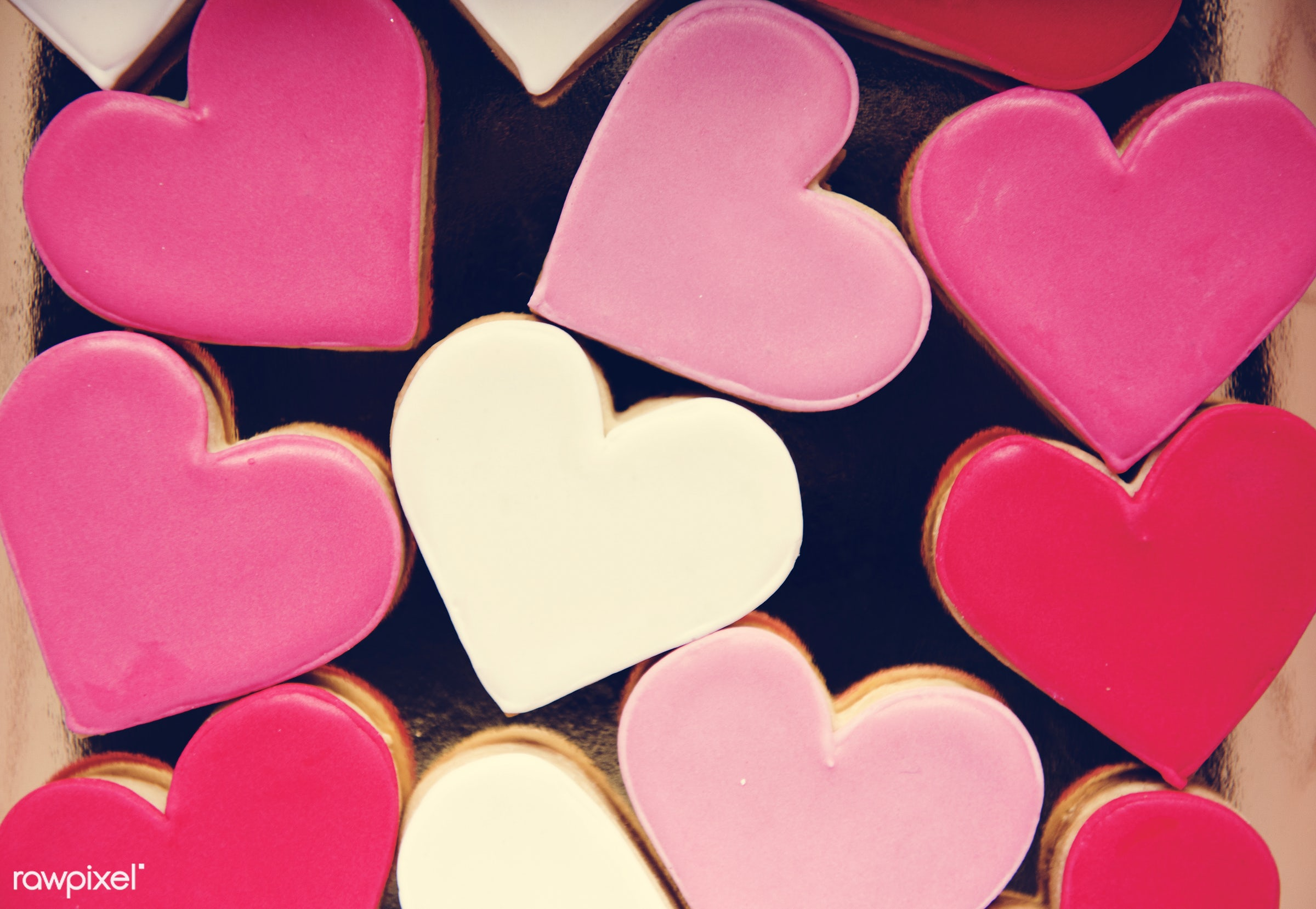 expression, smitten, together, with you, love, bakery, cherish, family, intimate, pink, affection, heart, yearning, white,...