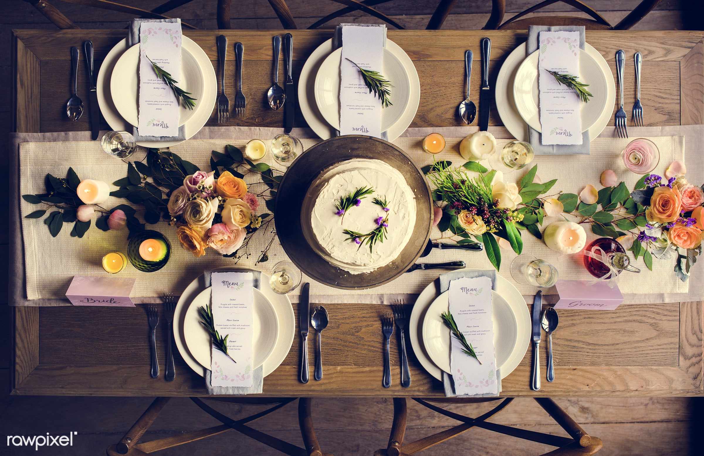 dish, nobody, fancy, catering, set, cutlery, spoon, silverware, restaurant, party, setting, dining table, tablecloth, event...