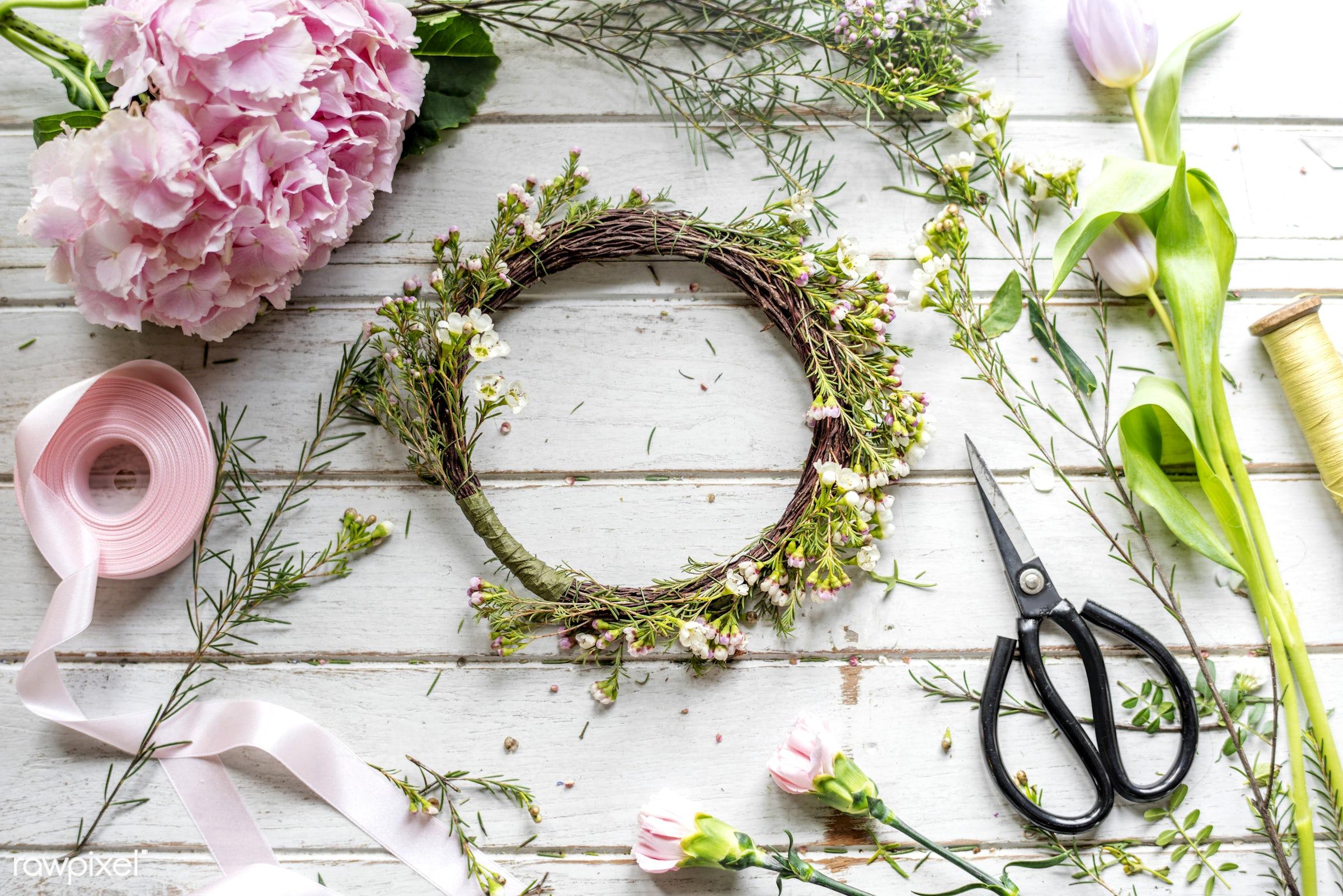 festive, shop, detail, decorative, colorful, events, plants, spring, blossom, wax flower, decor, nature, fresh, attractive,...