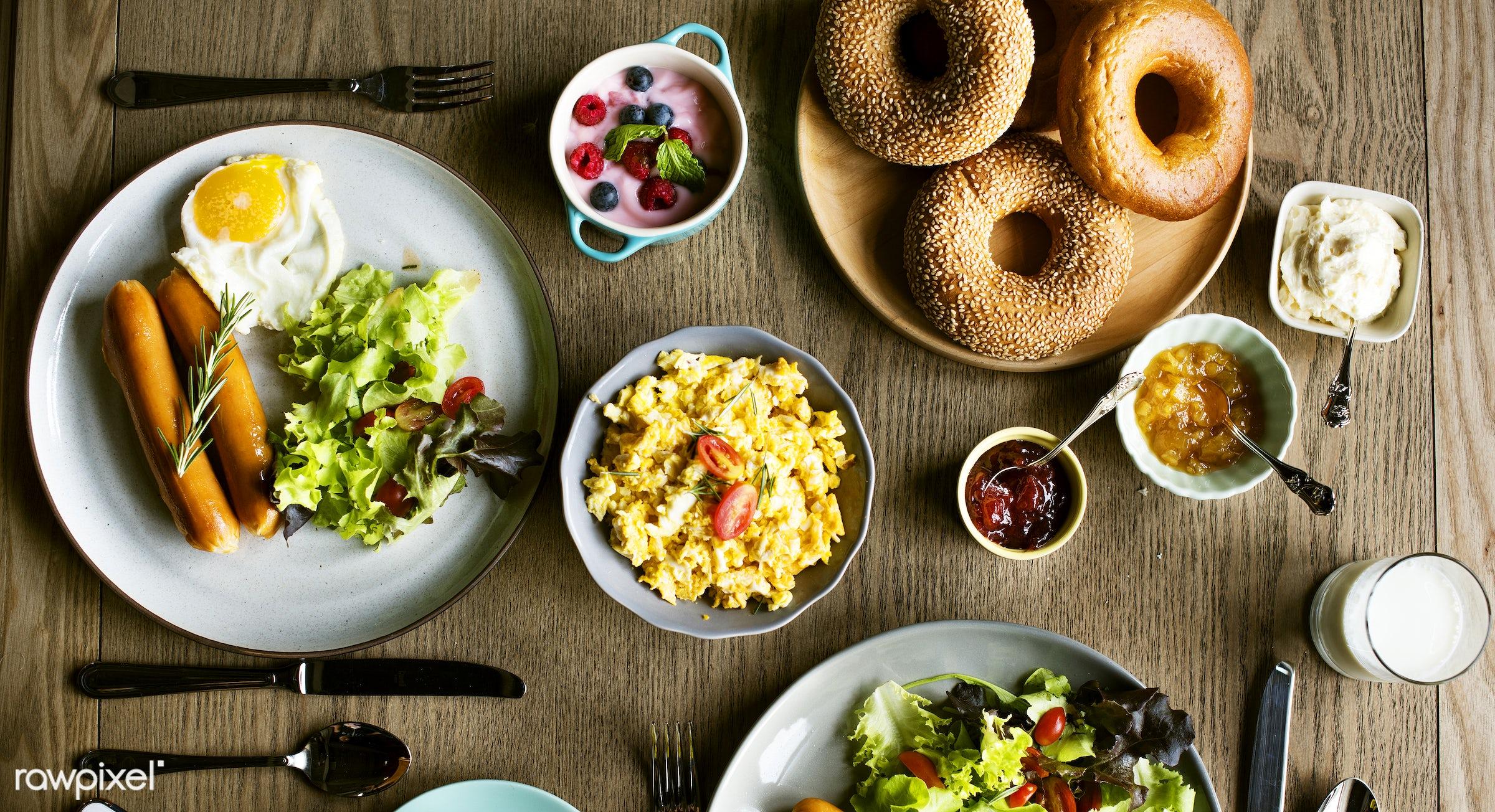 salad, nobody, yogurt, recipe, blueberry, cuisine, moment, breakfast, appetite, taste, healthy living, sausage, life, milk,...