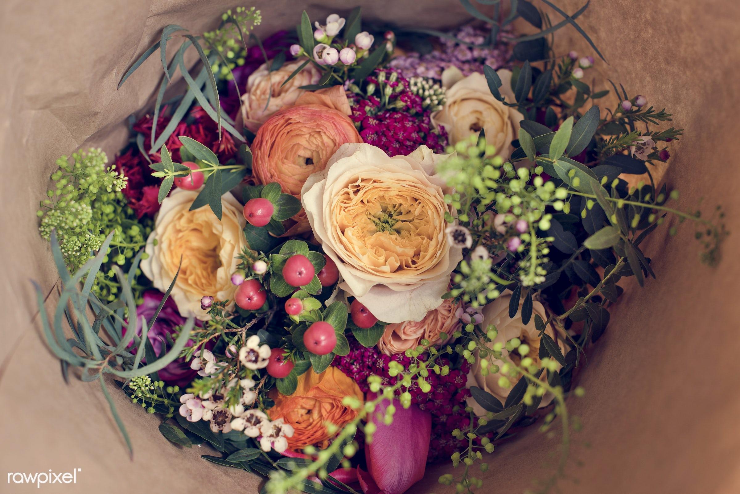bouquet, craft, aromatic, decorative, handicraft, beauty, spring, rustic, handiwork, blossom, style, nature, vintage, flora...