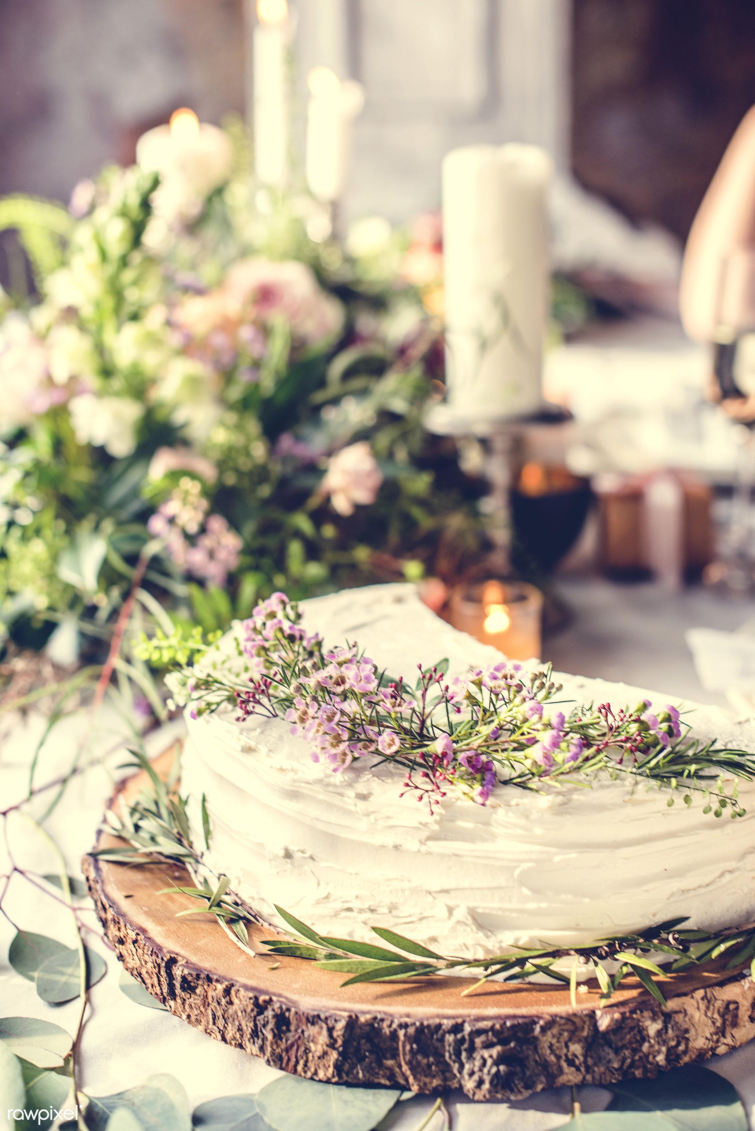 dish, nobody, recipe, appetite, party, taste, candle, event, flowers, gourmet, dessert, shared, cake, ceremony, cream, tasty...