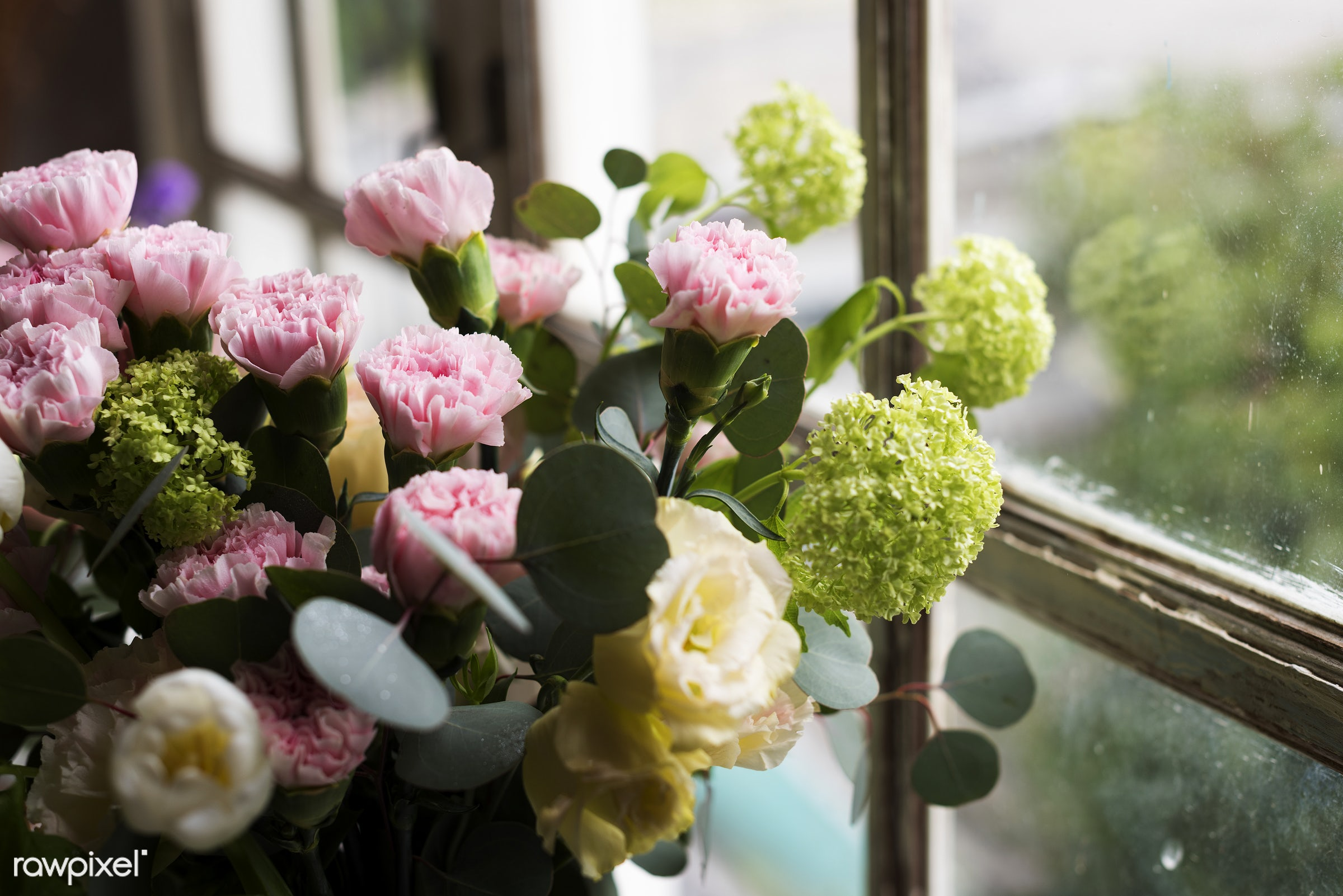 bouquet, craft, aromatic, decorative, beauty, spring, rustic, blossom, style, nature, vintage, decoration, flora, beautiful...
