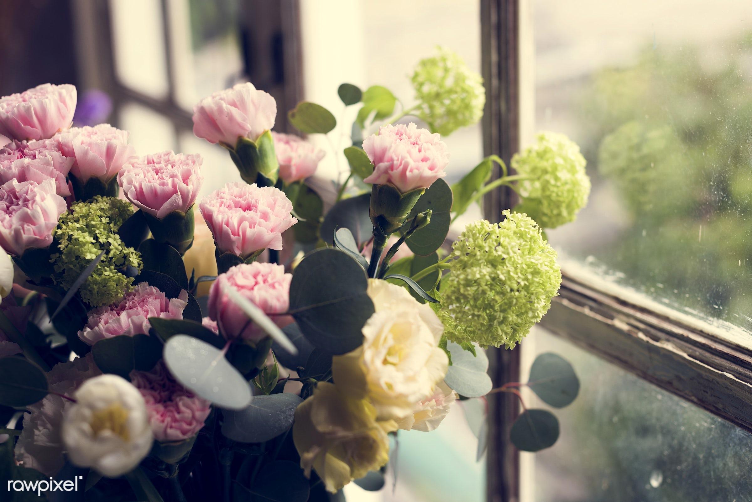 bouquet, craft, aromatic, decorative, beauty, spring, rustic, blossom, nature, style, vintage, decoration, flora, art,...