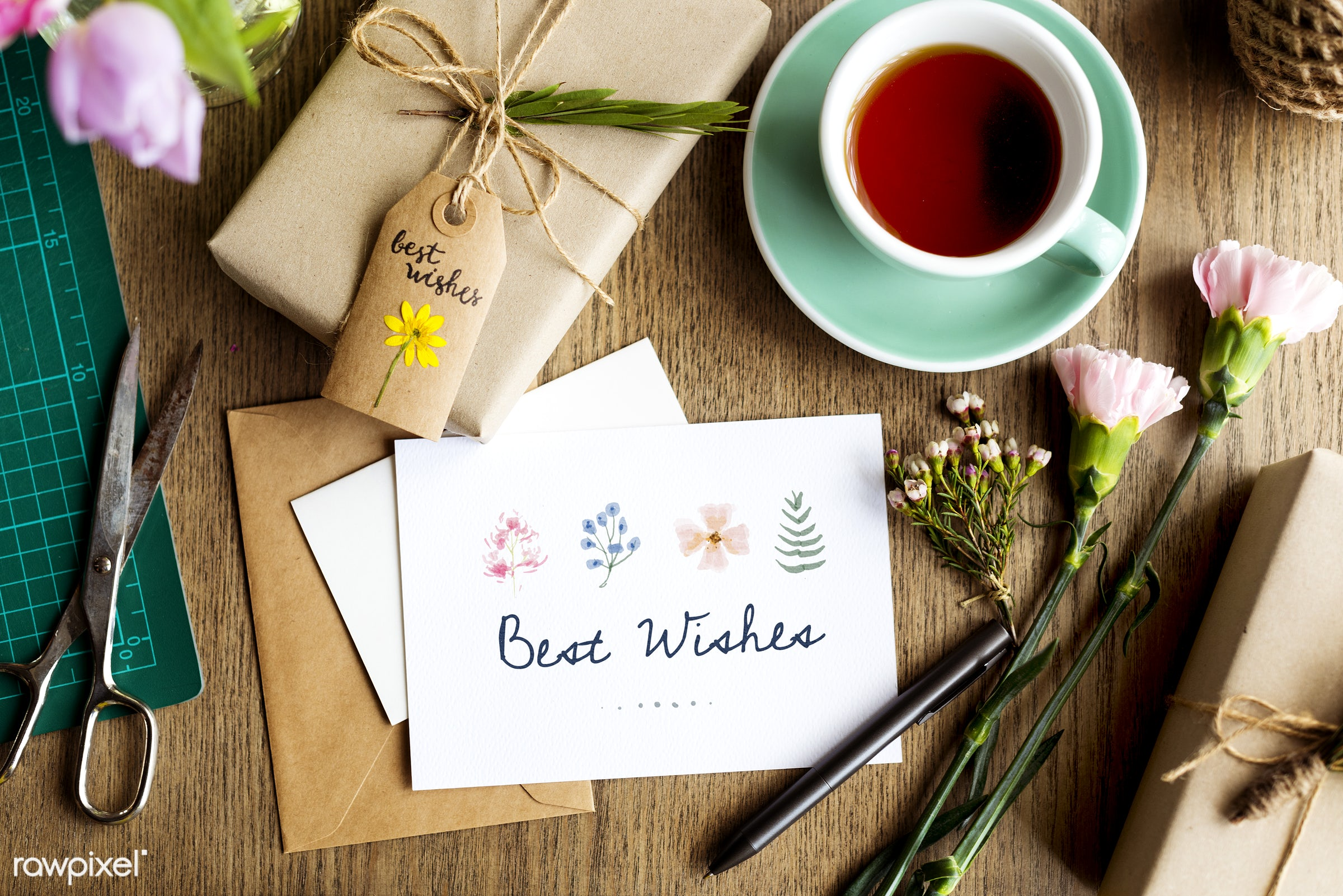 nobody, gift, detail, decorative, wish, handicraft, writing, show, dried, attractive, written, write, wooden background,...