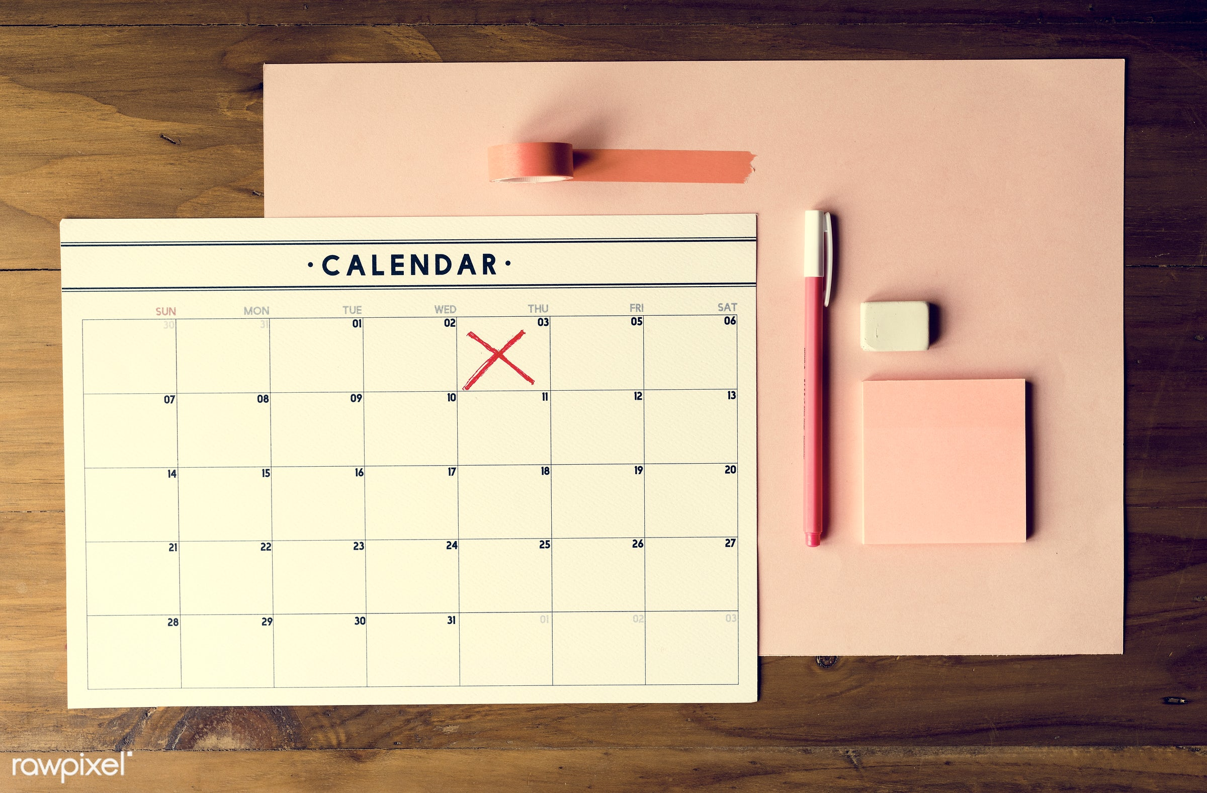 reminder, memo, paper, equipment, tape, object, date, time, page, event, year, sheet, note, calendar, template, notepad,...
