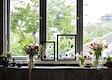 Making Dried Flowers in Glass Frame Hobby Handmade