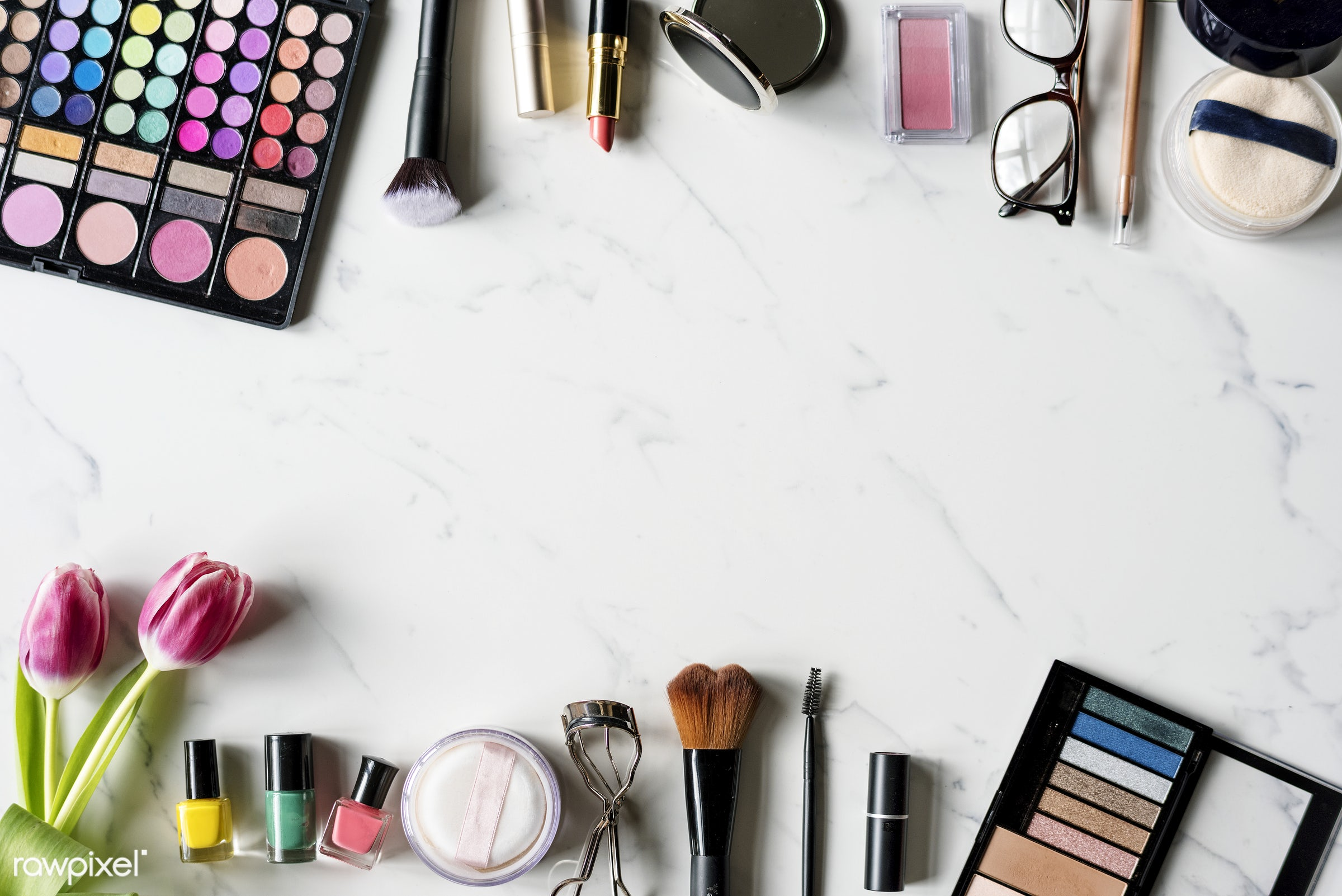 Make up design space - makeup, cosmetic, lipstick, fashion, attach, attached, beauty, blush, brushes, care, collection,...