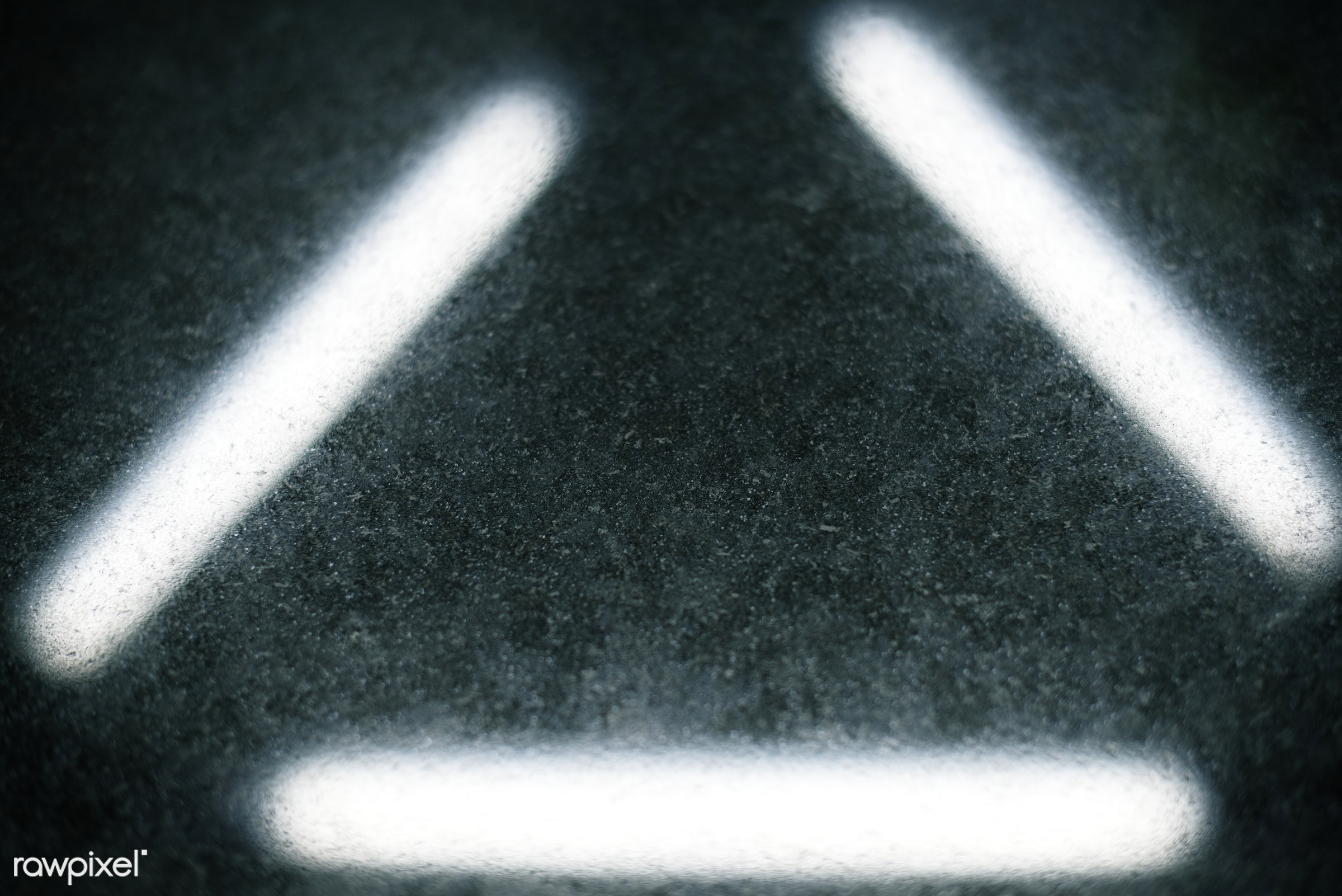 abstract, surface, symbol, texture, sign, triangle, floor, pattern, shadow, background, dark, black, teenager, youth, young...