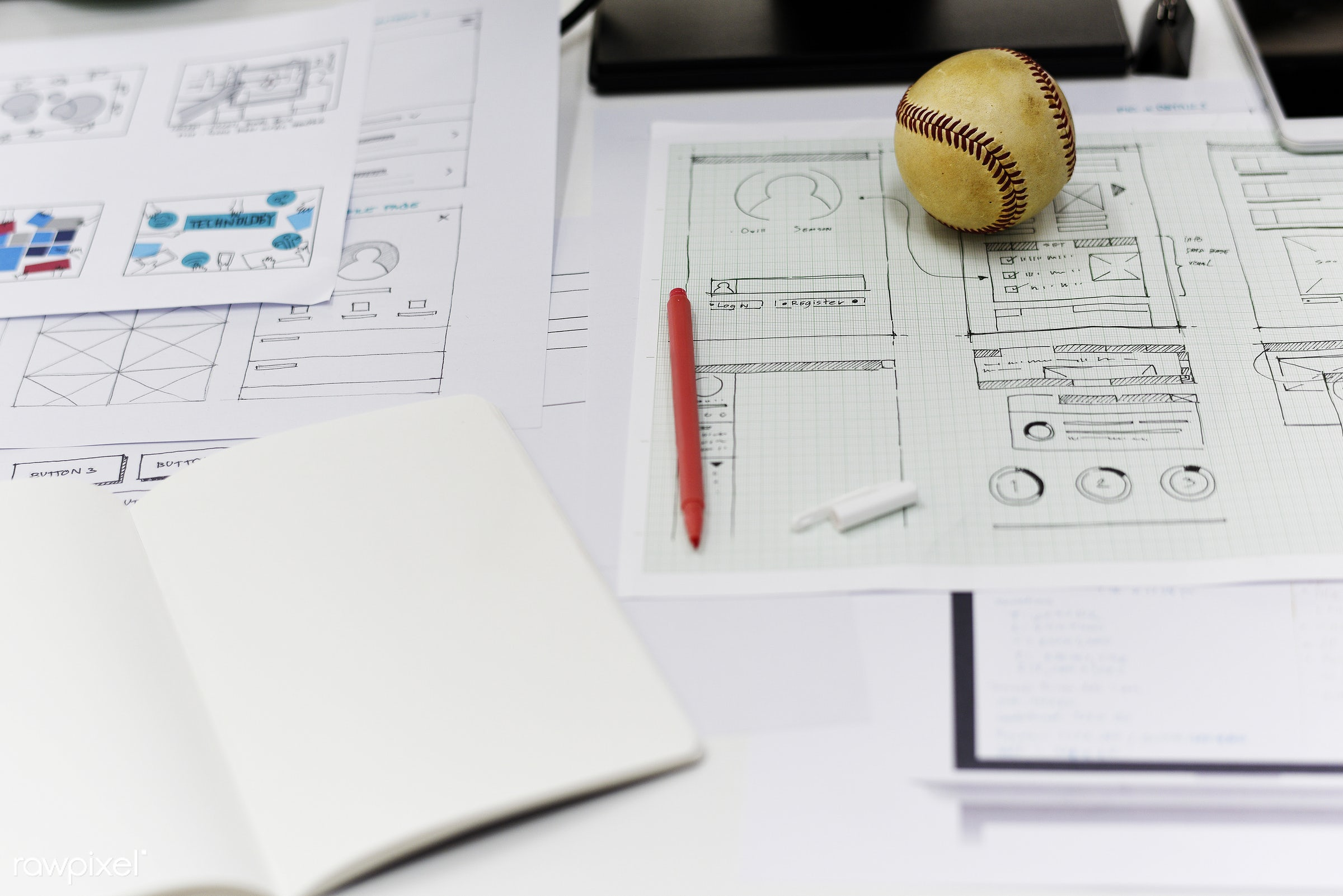america, baseball, career, closeup, communication, company, content, create, creative, creative designer, data, design,...