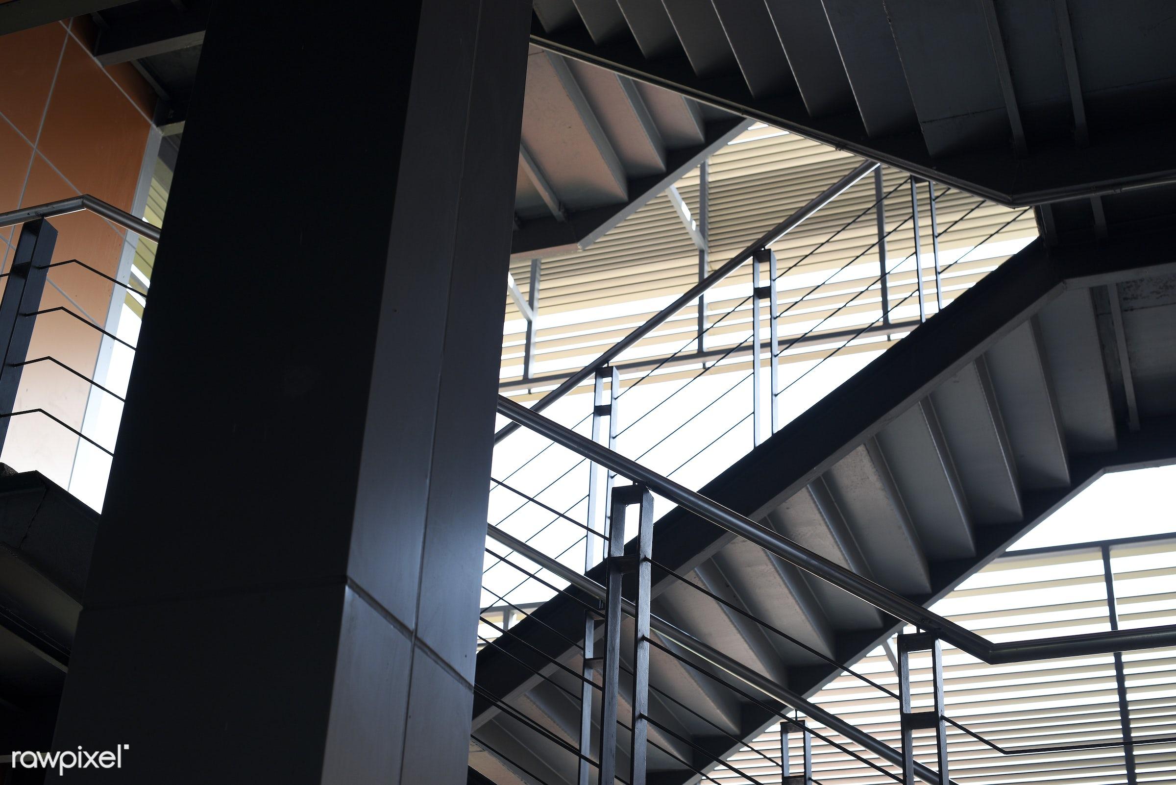 construction, stair, achievement, building, business, decoration, design, direction, downstairs, hallway, interior, interior...