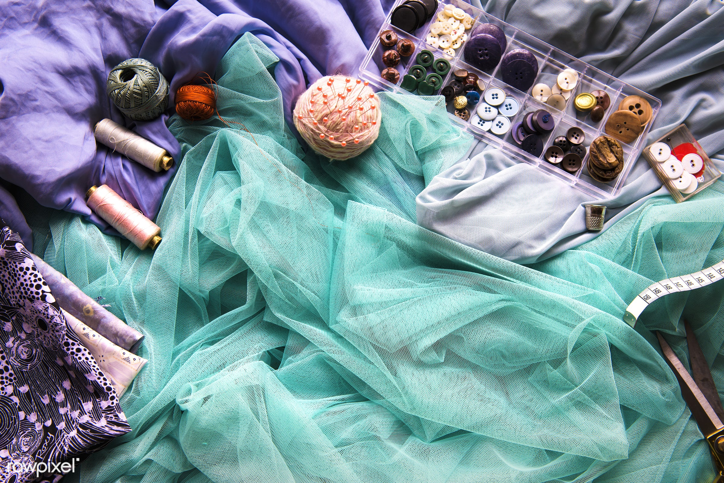 sew, craft, clothing, cotton yarn, tools, roll, cloth, accessory, thread, tailor, repair, fabric, kit, supplies, work,...