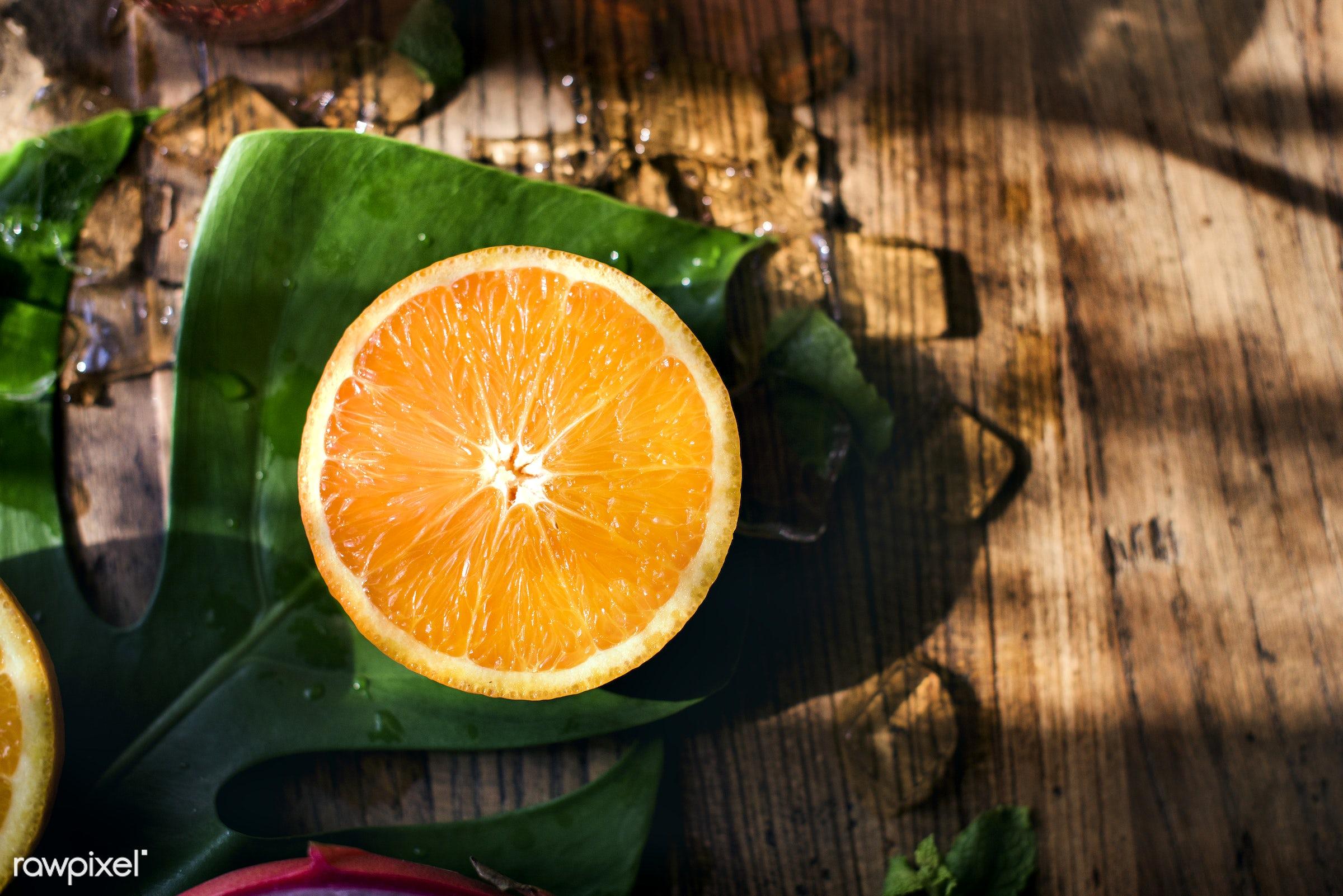 nutritious, tropical, round, refreshing, fresh, juice, antioxidant, piece, orange, fruit, refreshment, fruits, edible, tasty...