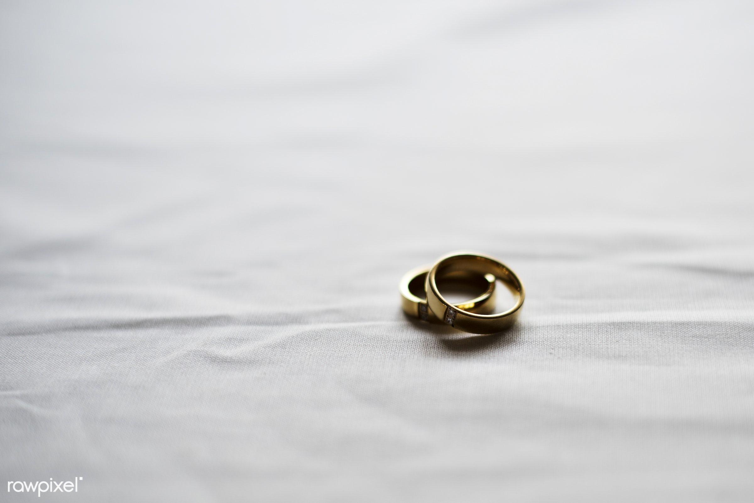 arrangement, ceremony, closeup, engagement, fiance, gold, jewel, marriage, nobody, pair, prepare, proposal, rings, surprise...