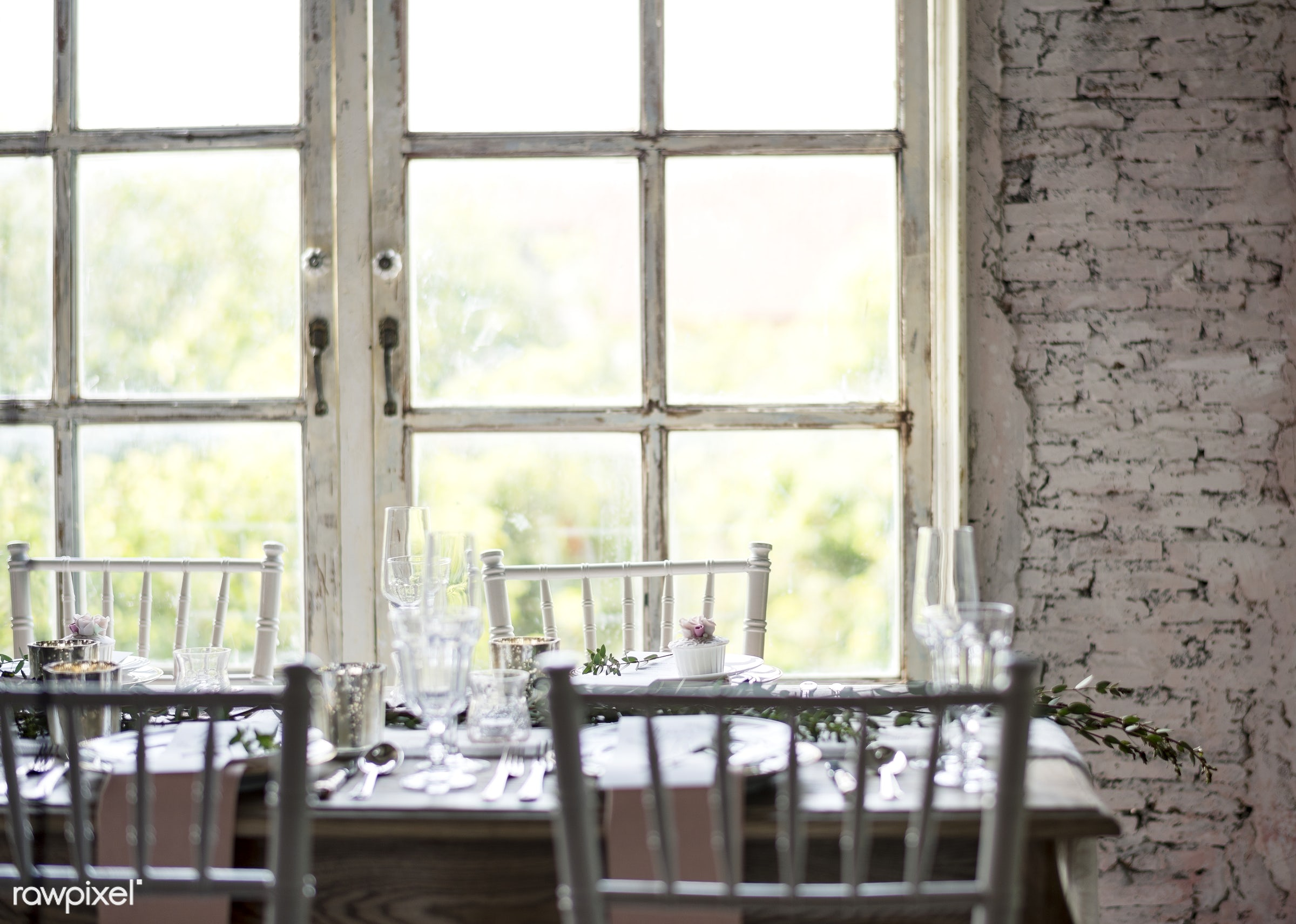 wedding, restaurant, party, arrangement, banquet, ceremony, cutlery, decoration, detail, dinner, dishes, food, meal, meeting...