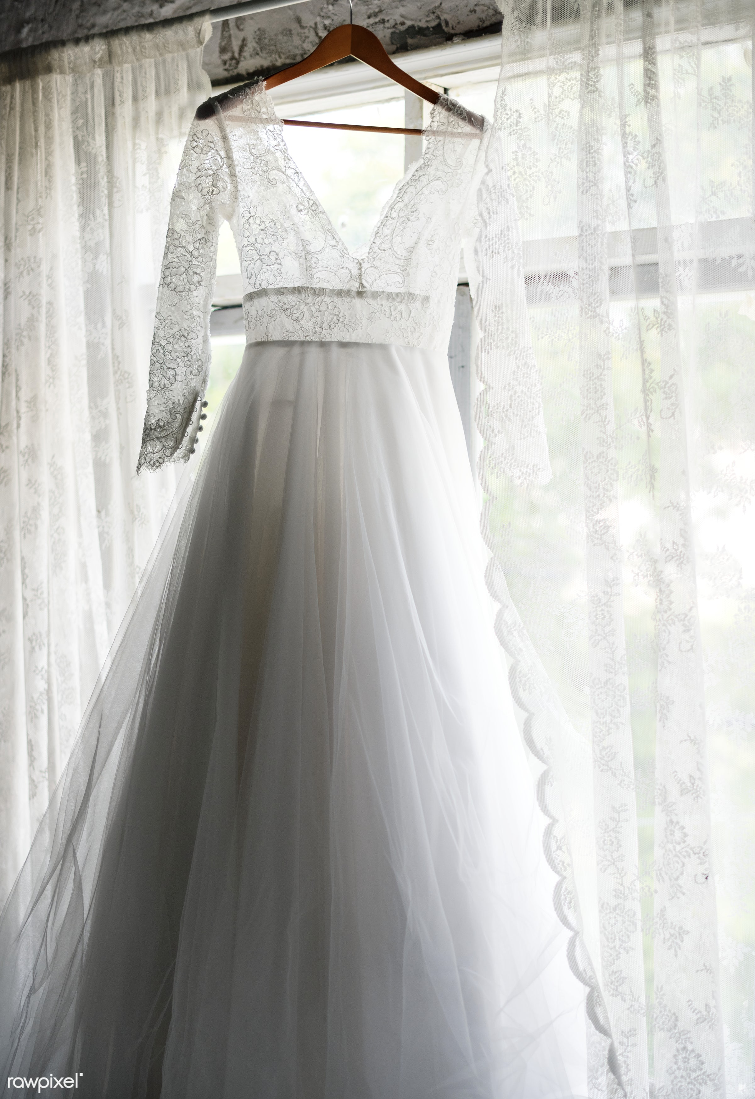 wedding, bridal, hanger, beautiful, bride, ceremony, dress, elegance, engagement, feminine, glamour, gown, hanging, lace,...