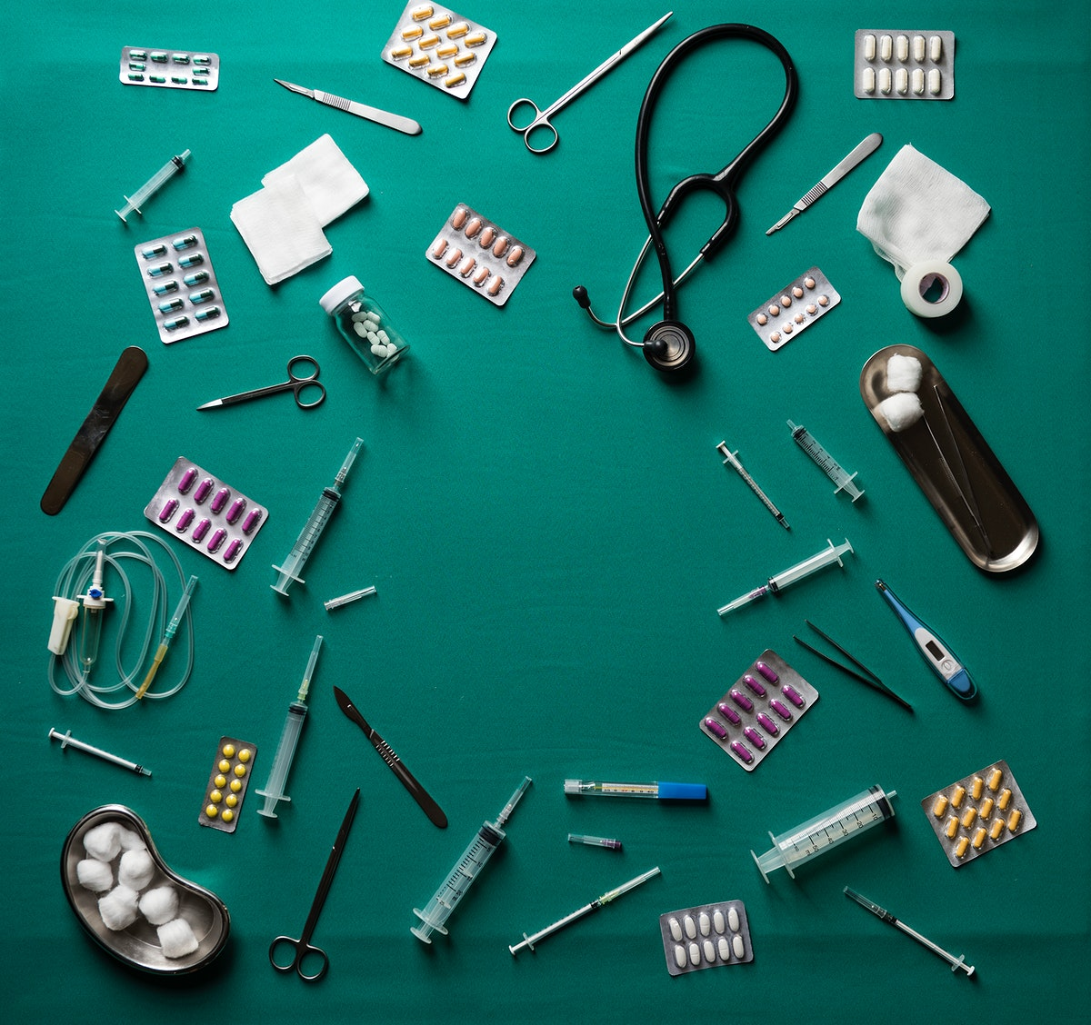 Medicine and medical equipment