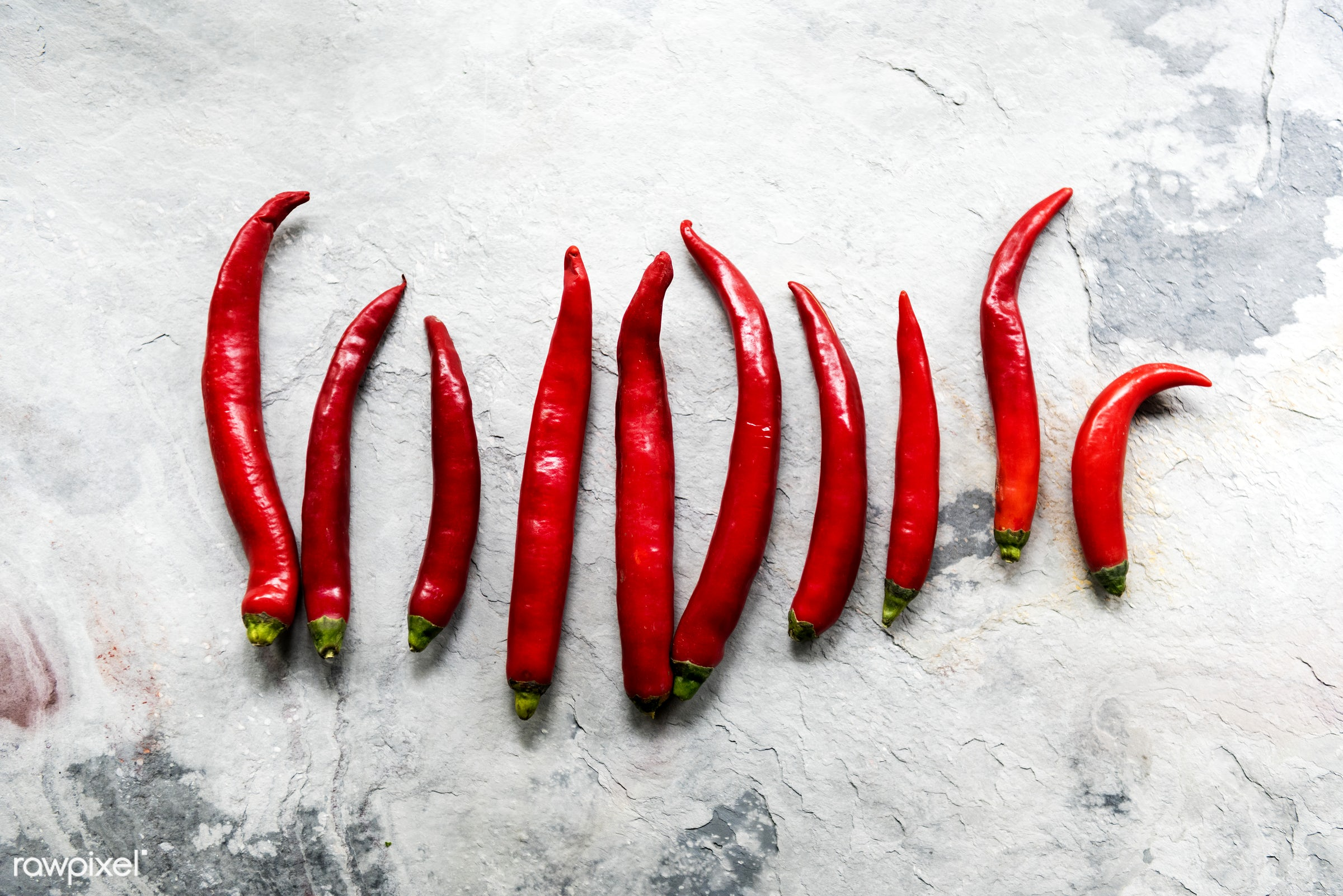 raw, nobody, peppers, grunge background, set, cayenne pepper, ingredients, farm, nature, fresh, aerial view, products,...