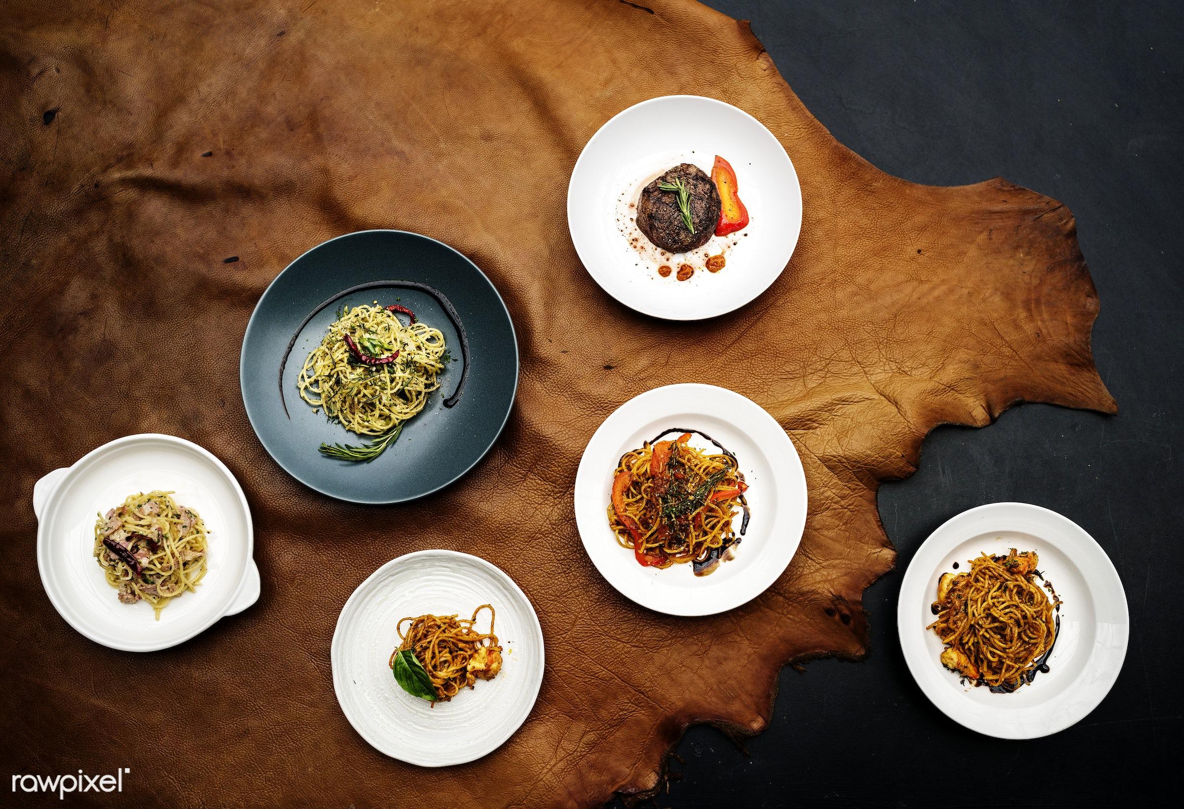 Western cuisine recipes flat lay id 87695 western cuisine recipes flat lay forumfinder Choice Image