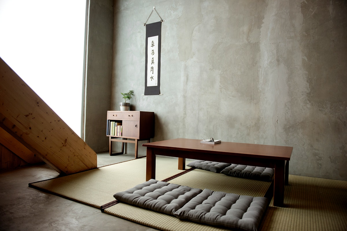 Home decor japanese historic style