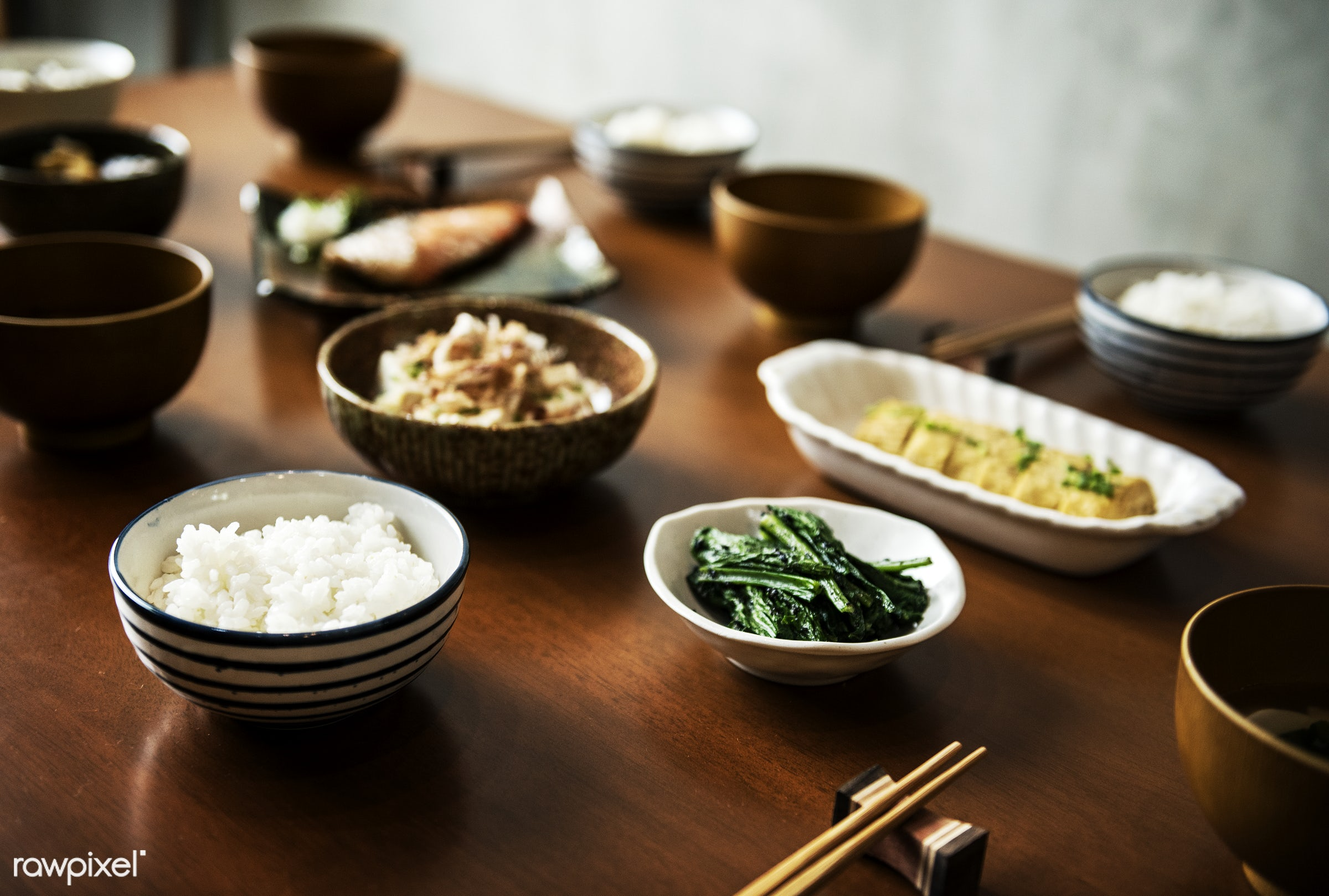 Japanese food - japanese, food, asia, asian, breakfast, closeup, combination, cuisine, culture, delicious, dinner, eating,...